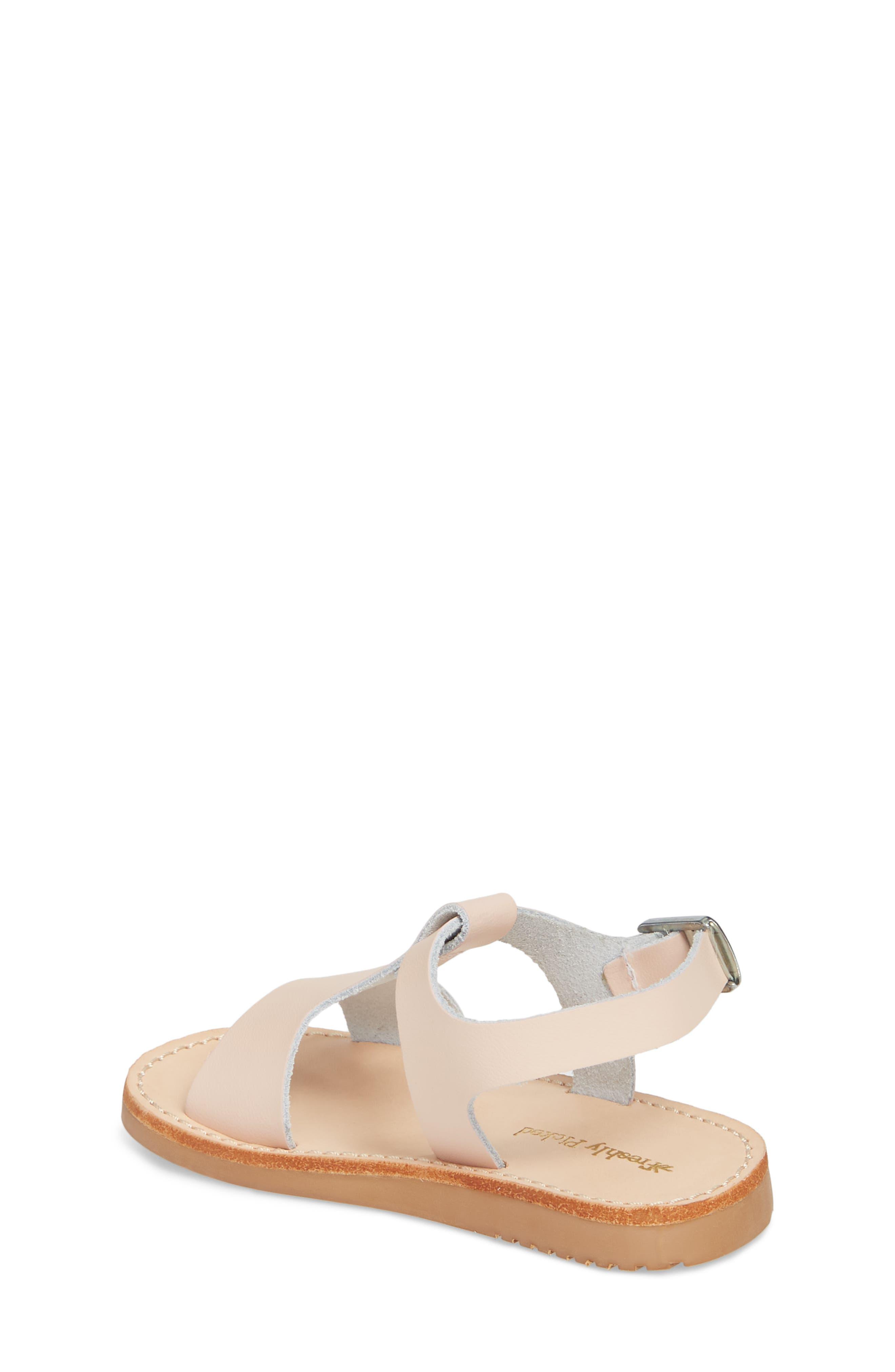 Malibu Water Resistant Sandal,                             Alternate thumbnail 2, color,                             Blush