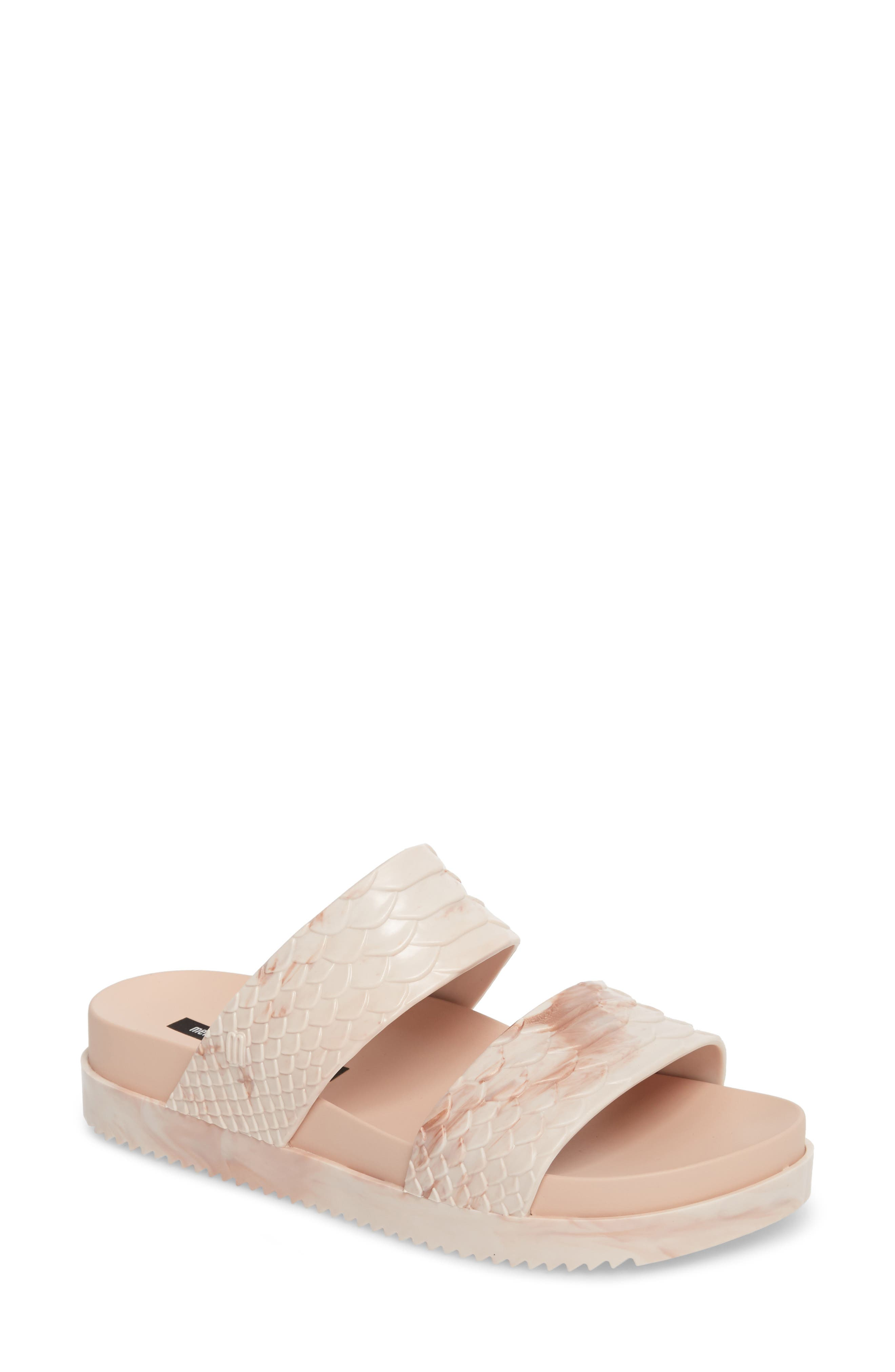Melissa Cosmic Python Baja Slide Sandal (Women)