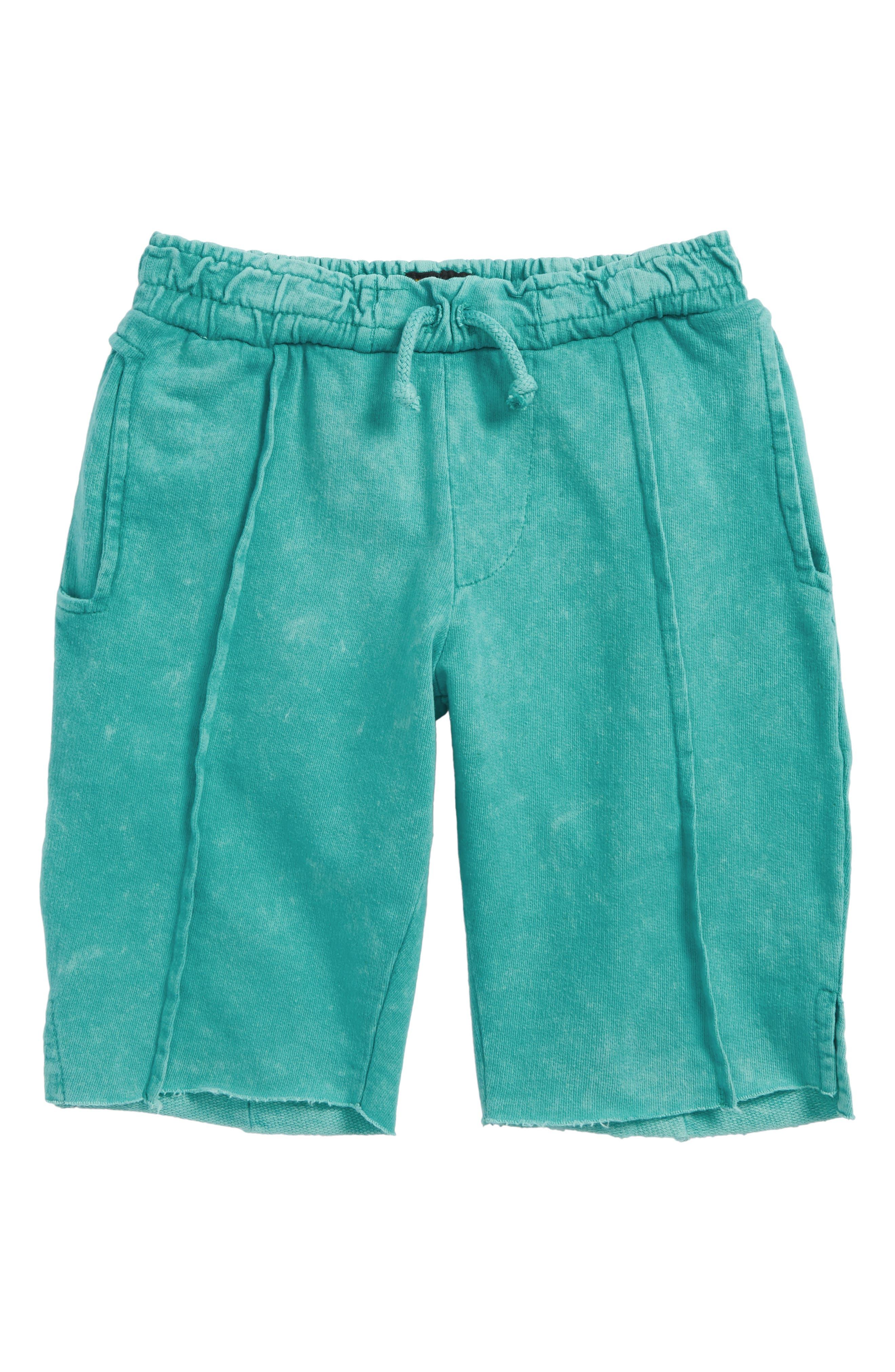 Alternate Image 1 Selected - Lee Acid Wash Pull-On Shorts (Toddler Boys & Little Boys)