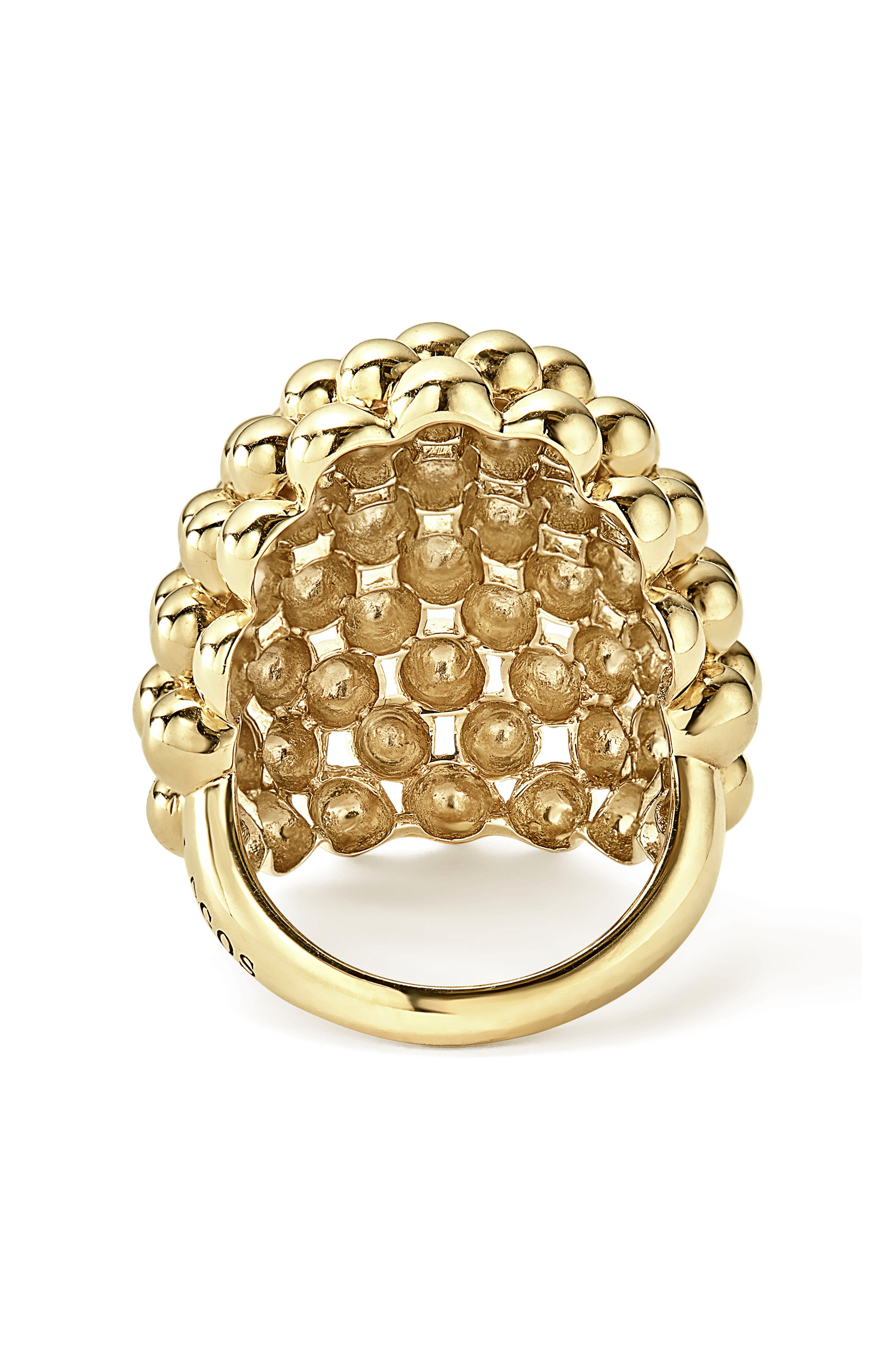 Dome Ring,                             Alternate thumbnail 4, color,                             Gold