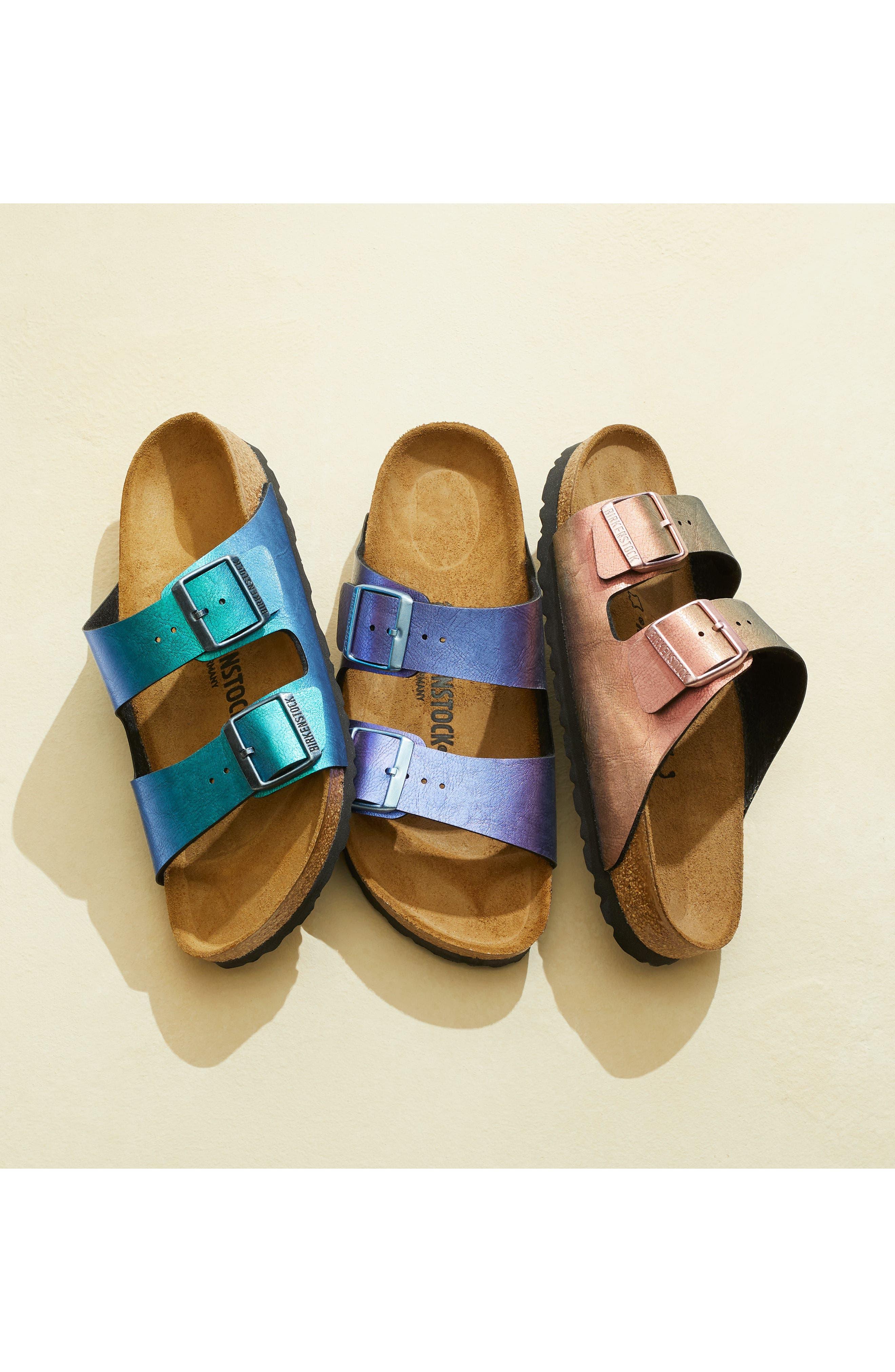 Arizona Graceful Birko-Flor<sup>™</sup> Sandal,                             Alternate thumbnail 7, color,
