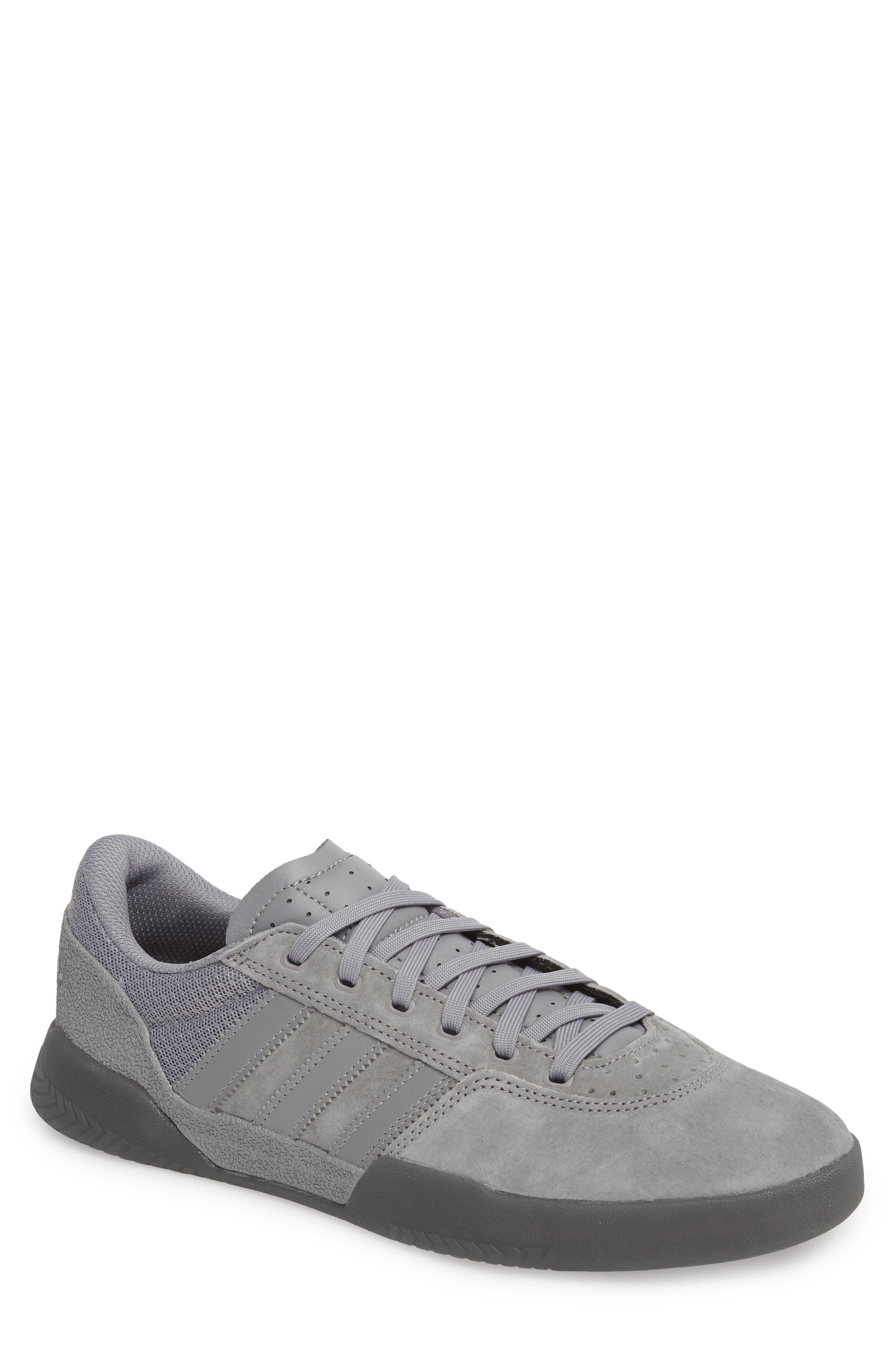 City Cup Sneaker,                             Main thumbnail 1, color,                             Grey/ Gold