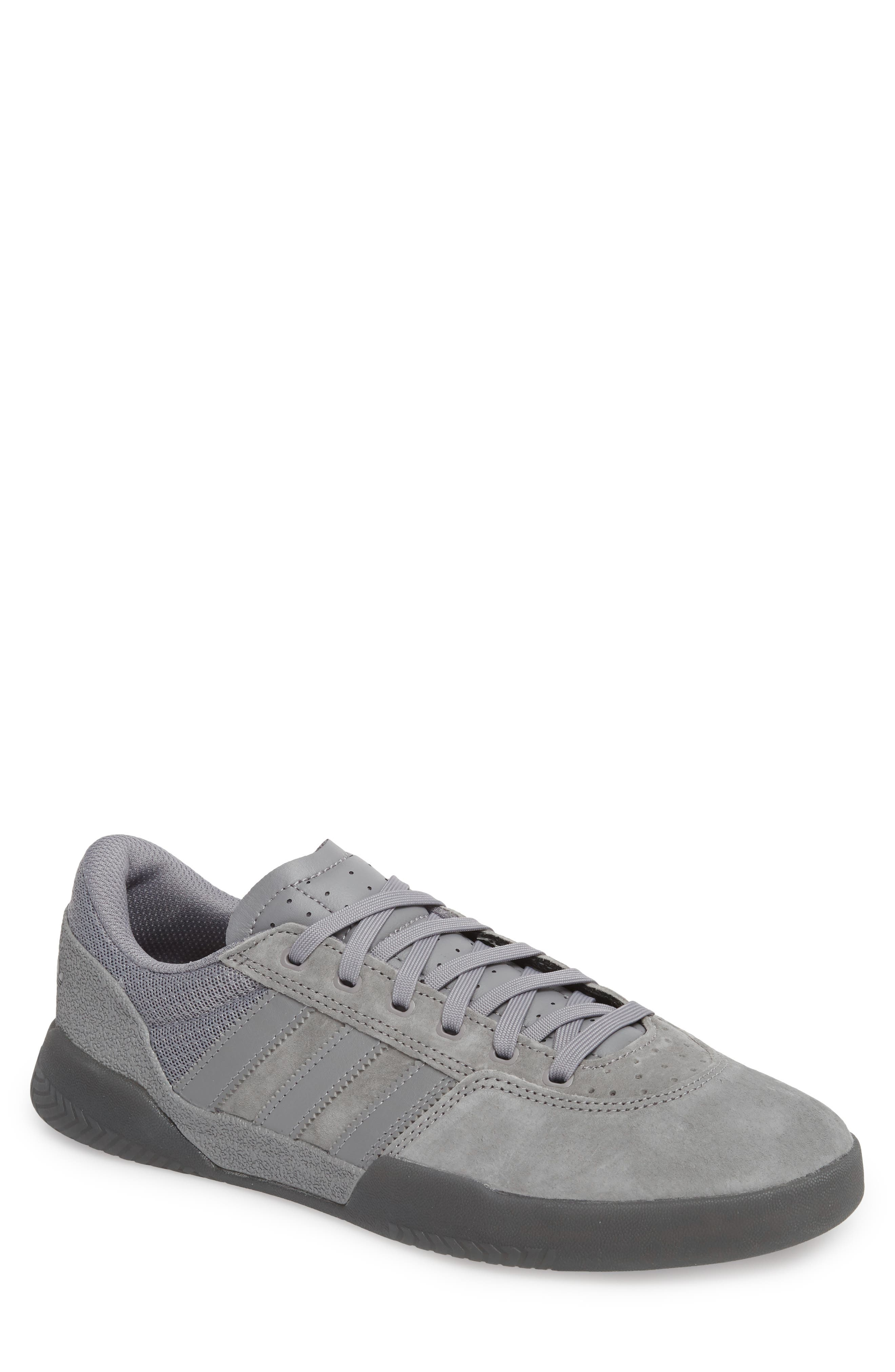 City Cup Sneaker,                         Main,                         color, Grey/ Gold