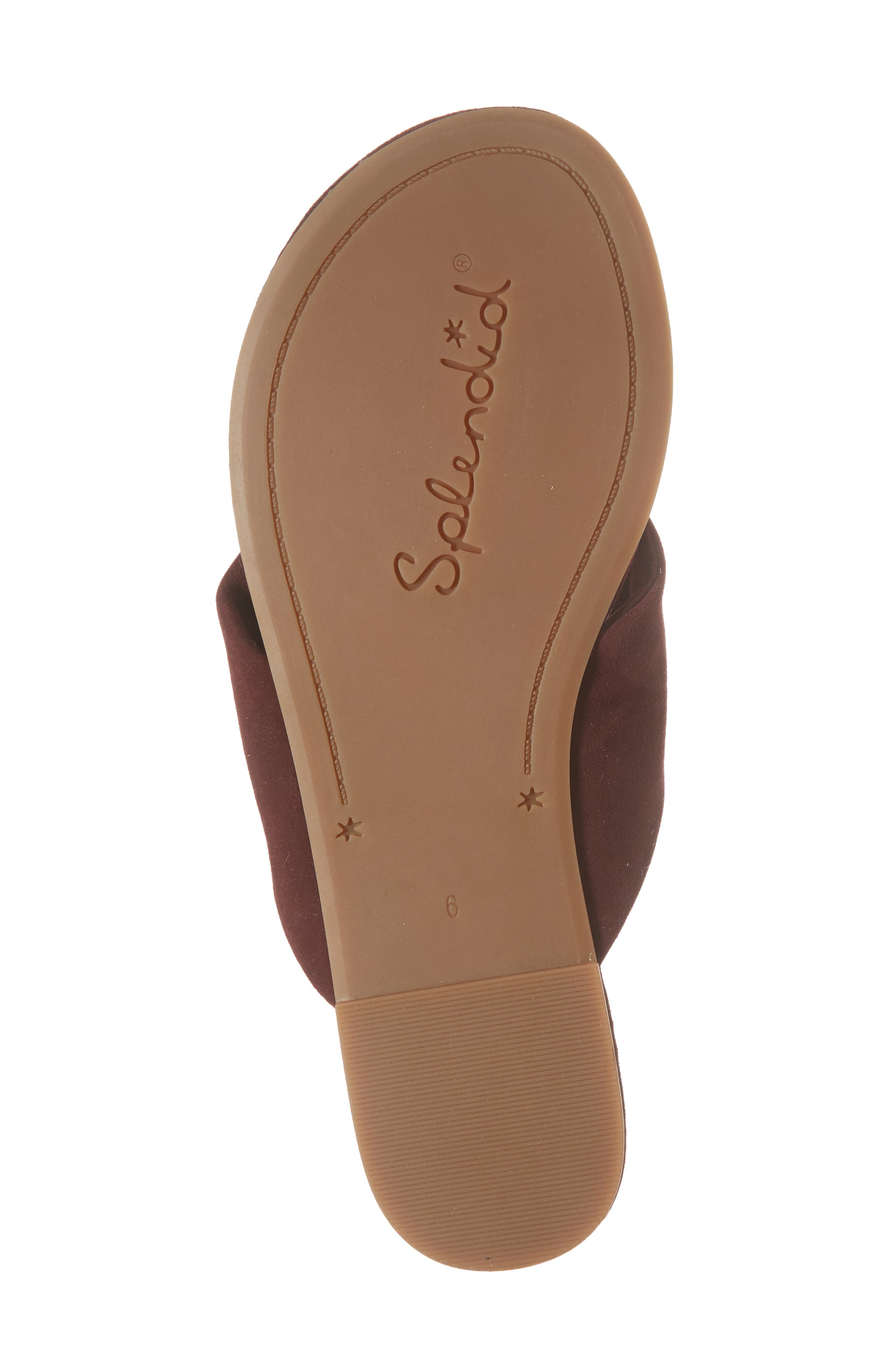 Alternate Image 6  - Splendid Bridgette Knotted Flip Flop (Women)