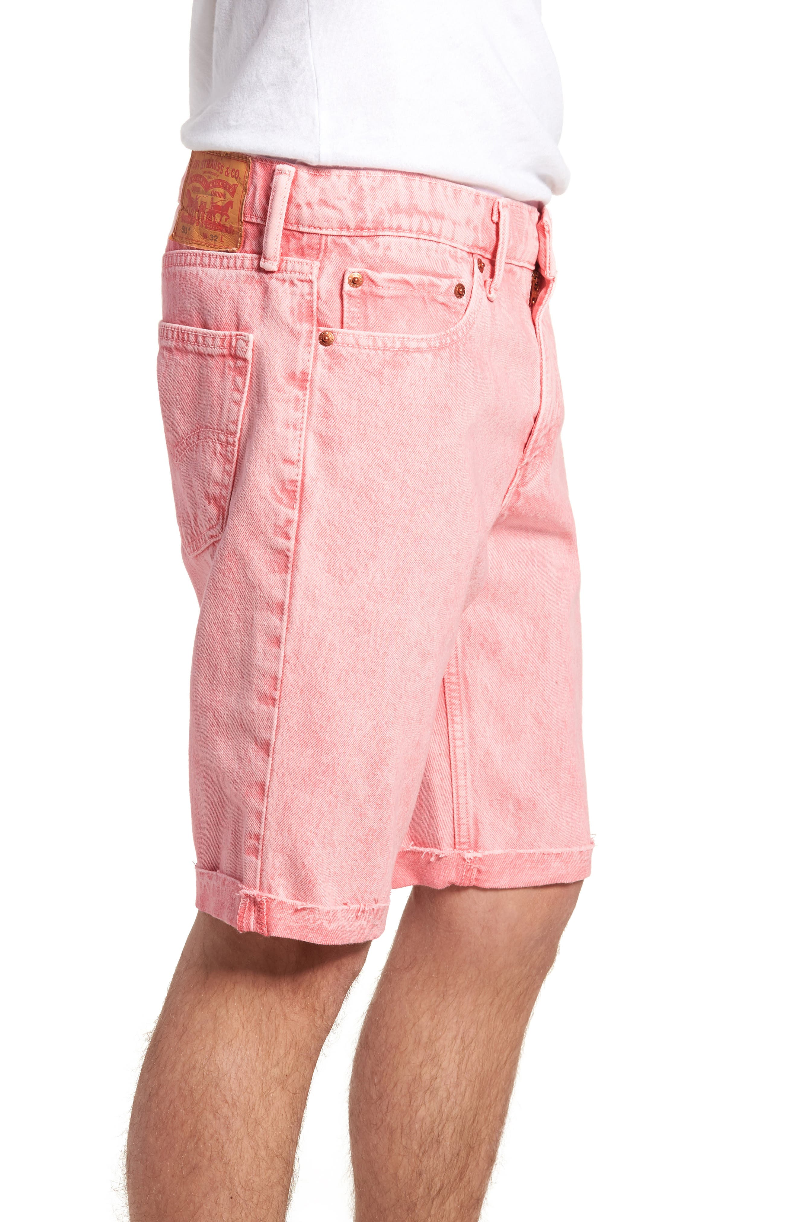 511<sup>™</sup> Cutoff Denim Shorts,                             Alternate thumbnail 3, color,                             Glinda Short