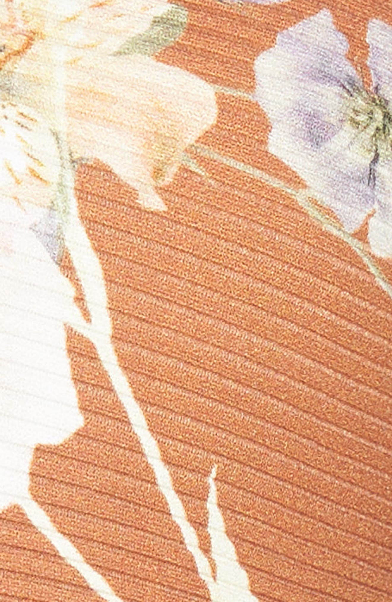 Ms. Jackson Bikini Top,                             Alternate thumbnail 4, color,                             Dirty Dancing