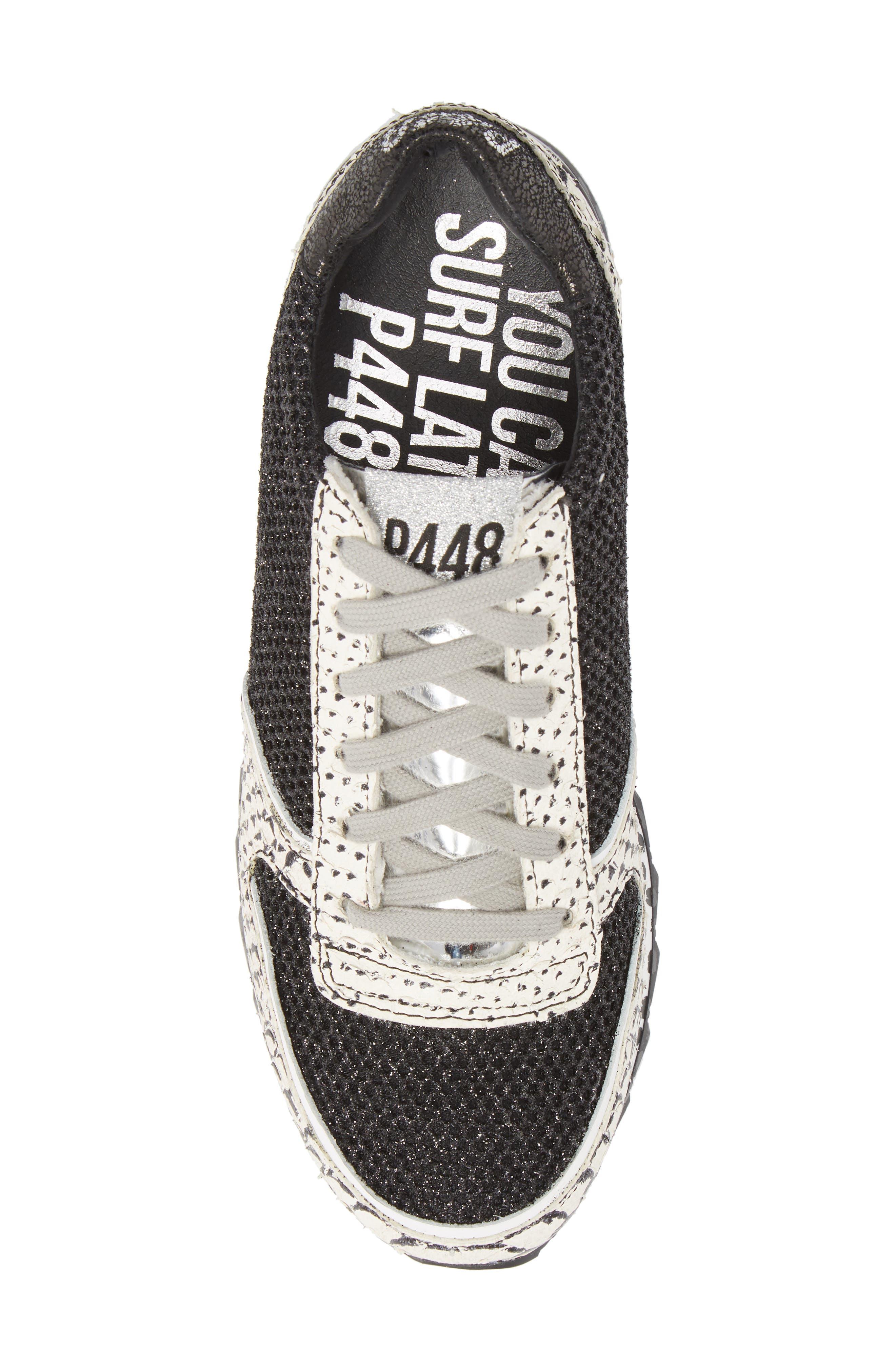 Boston Sneaker,                             Alternate thumbnail 5, color,                             Python