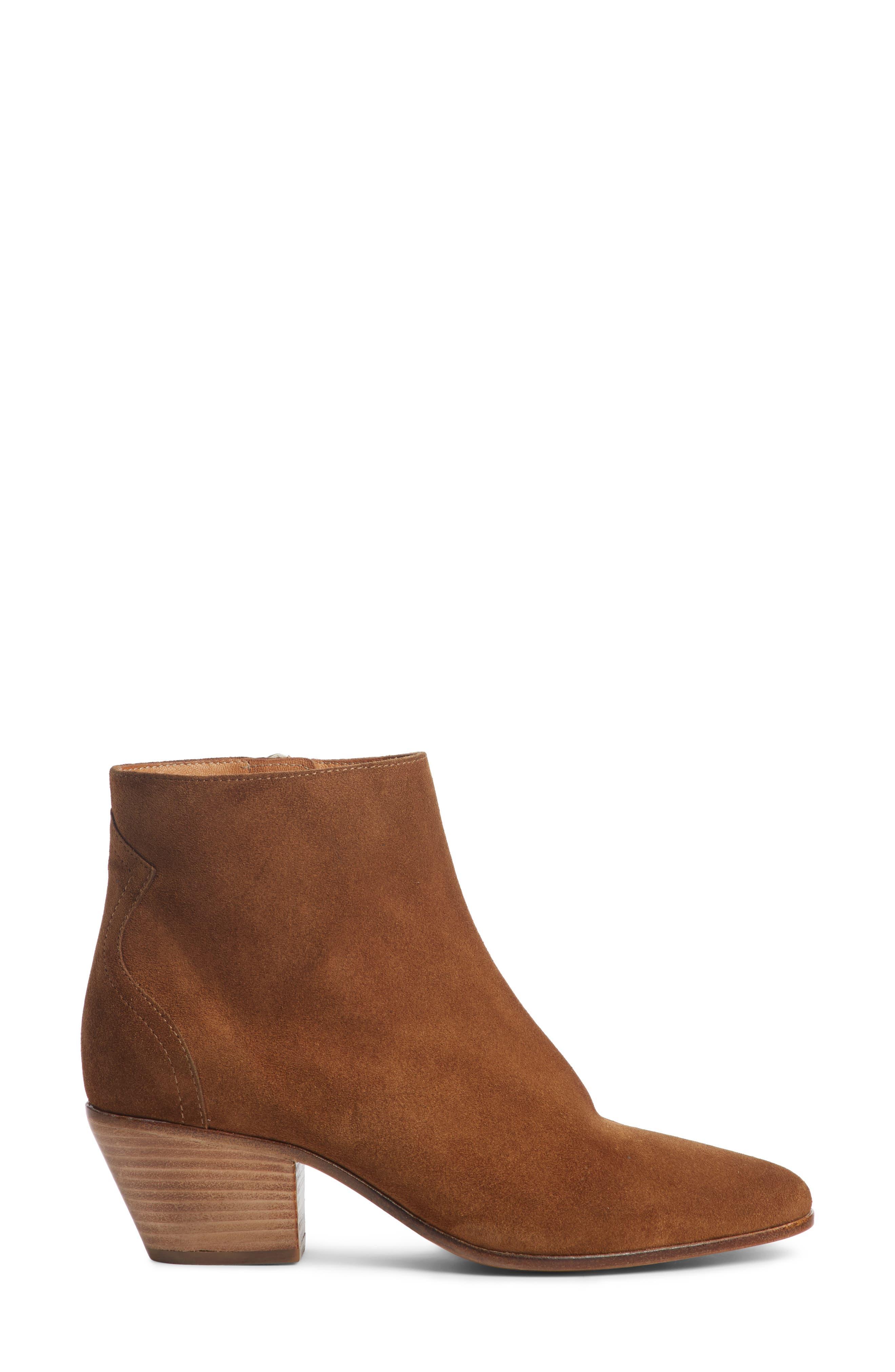 Isabel Marant Women's Dacken Stacked Heel Bootie 2aInx