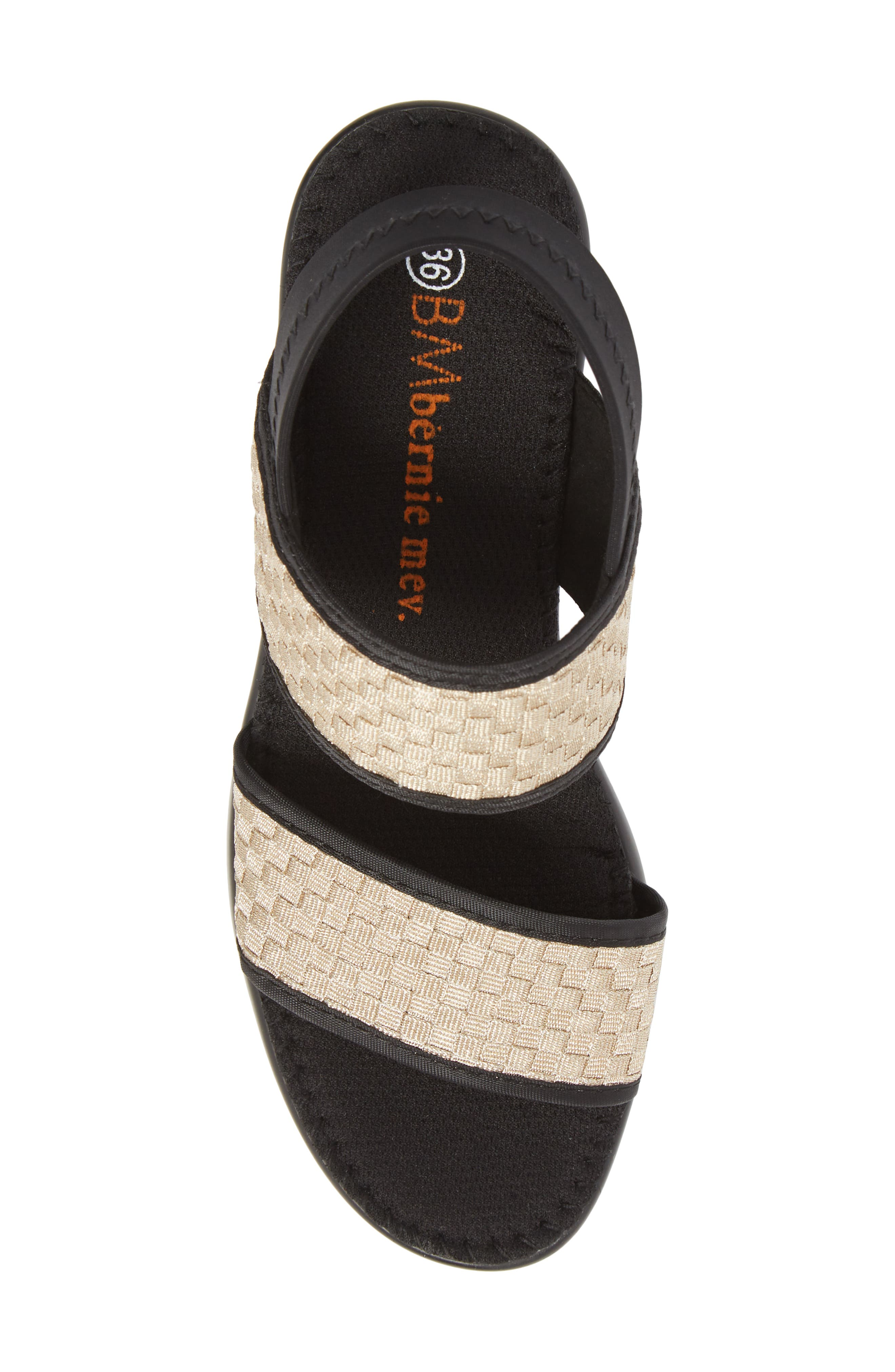 Alternate Image 5  - bernie mev. Santorini Sandal (Women)