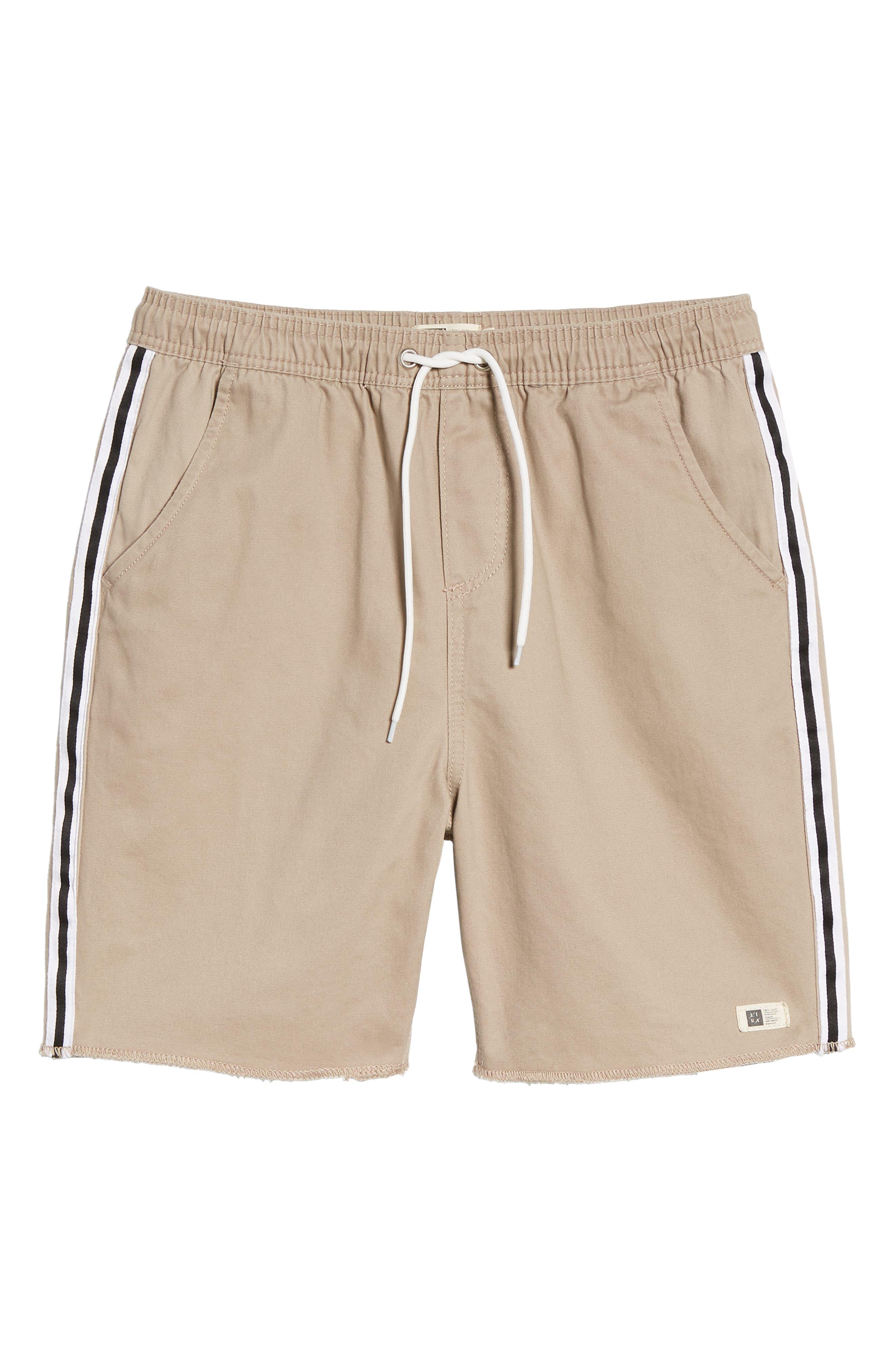 Truth Walk Shorts,                             Alternate thumbnail 6, color,                             Khaki