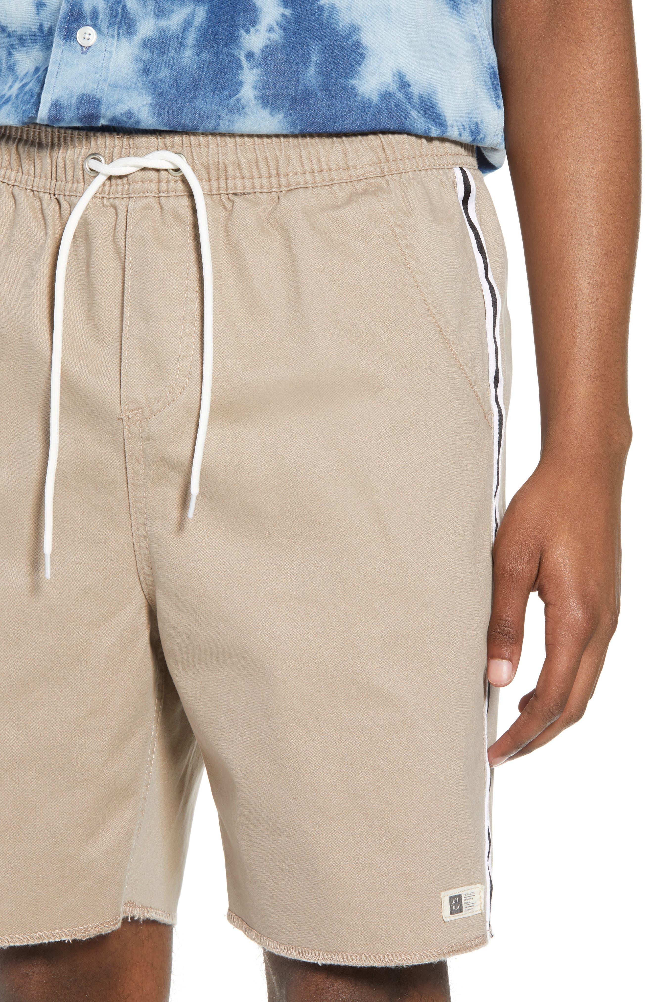 Truth Walk Shorts,                             Alternate thumbnail 4, color,                             Khaki