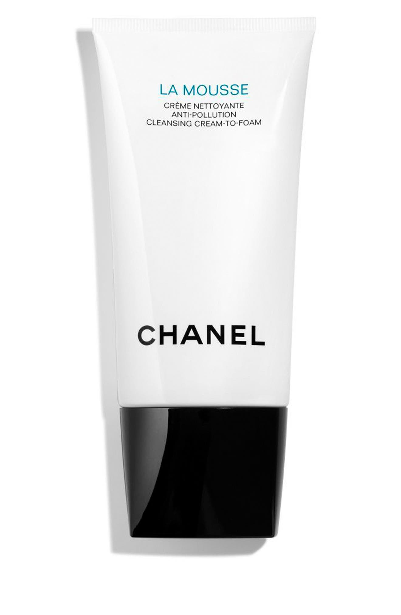 CHANEL LA MOUSSE 