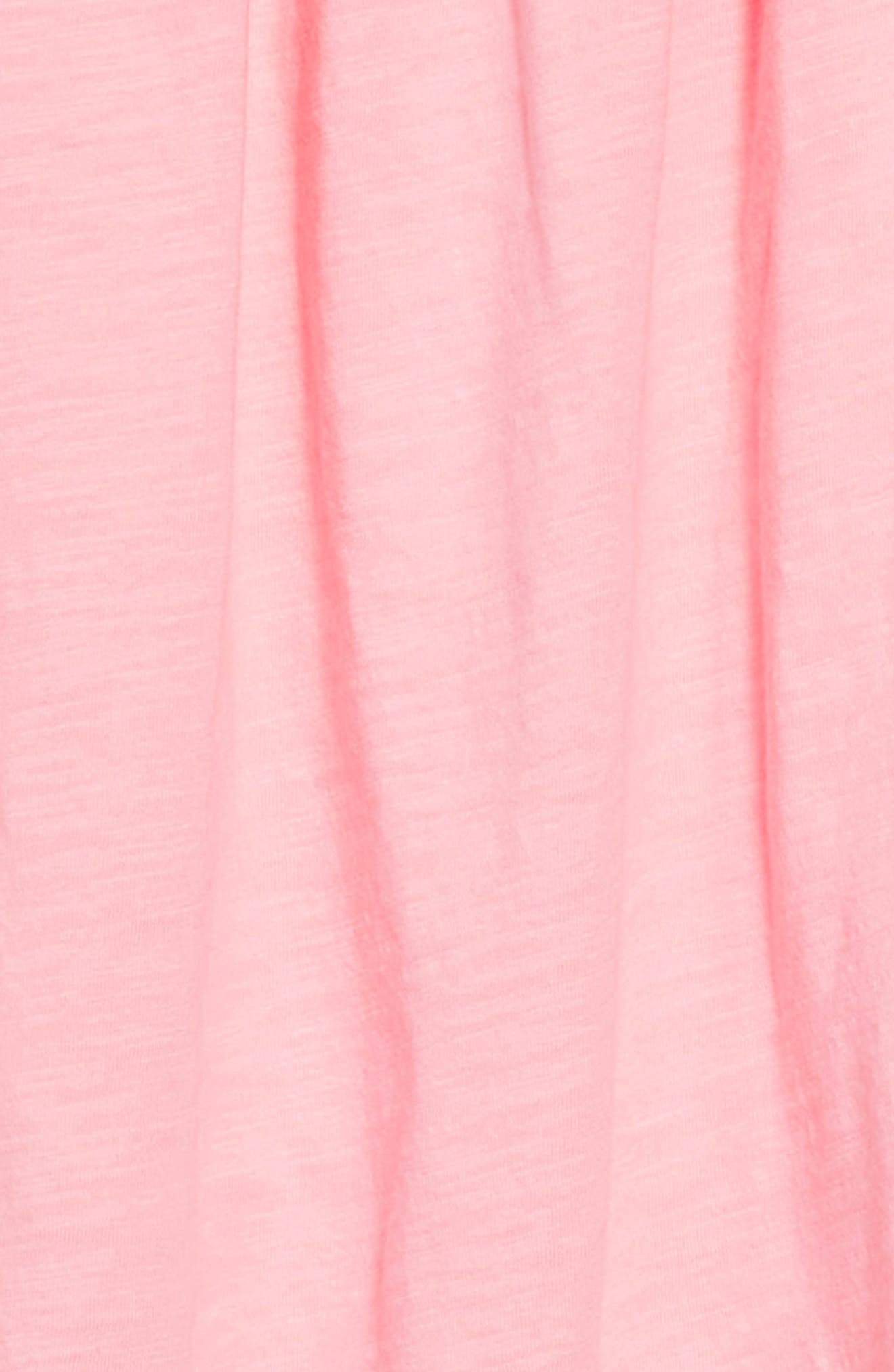 Mimi Ruffle Dress,                             Alternate thumbnail 2, color,                             Neon Petal Pk-5038