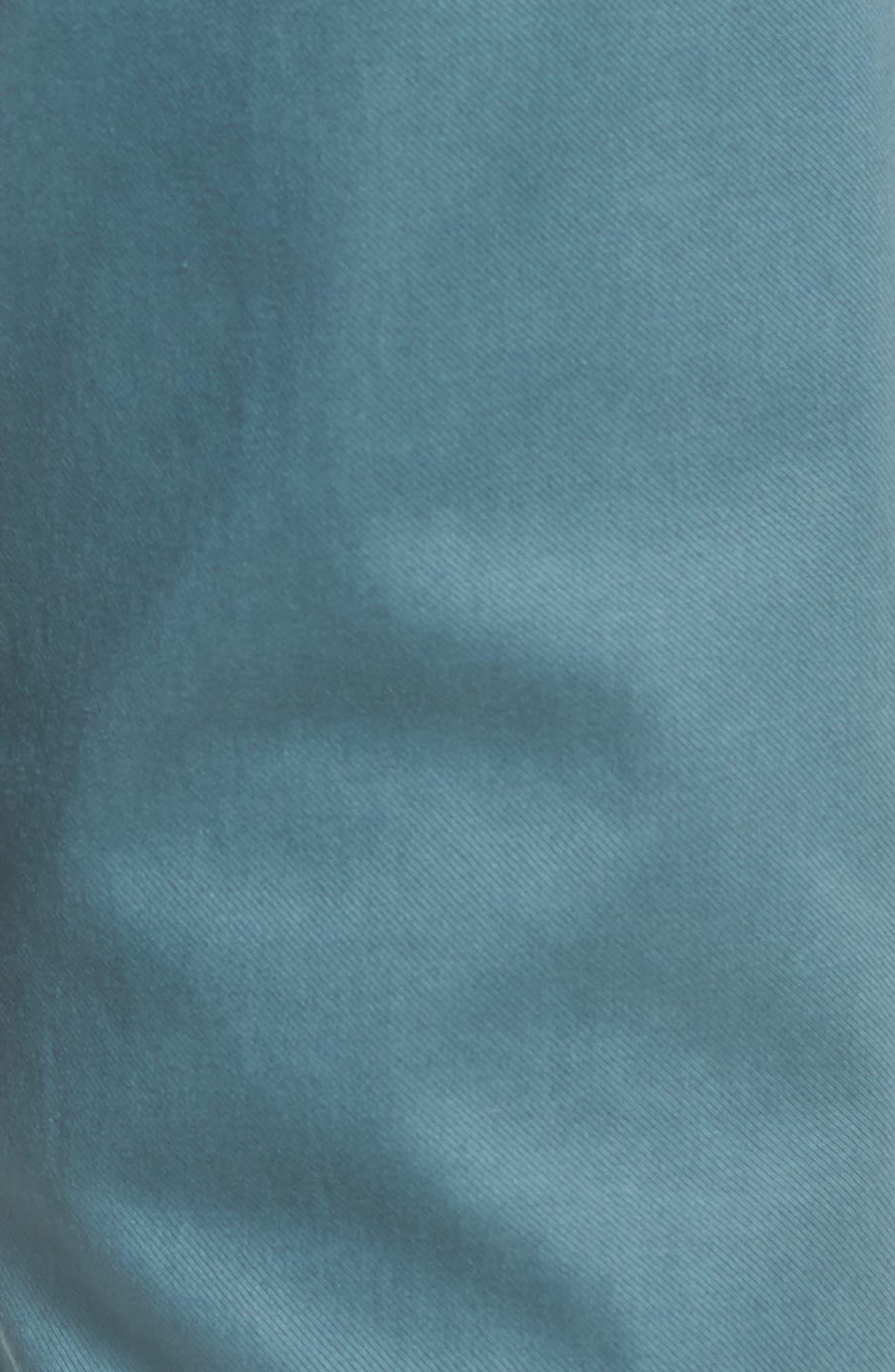 Blake Slim Fit Jeans,                             Alternate thumbnail 5, color,                             Ocean