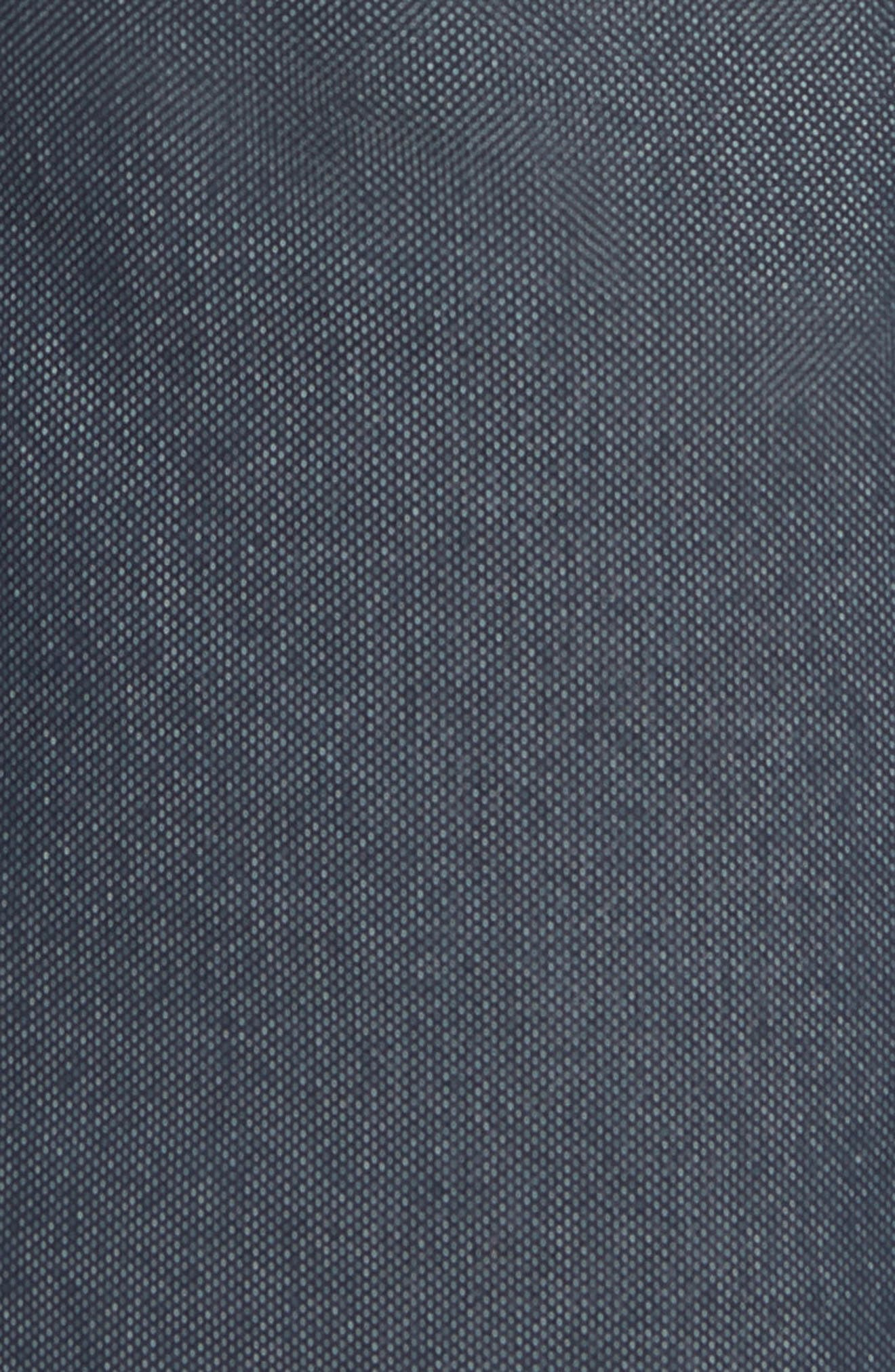 Maine Straight Leg Jeans,                             Alternate thumbnail 5, color,                             Blue