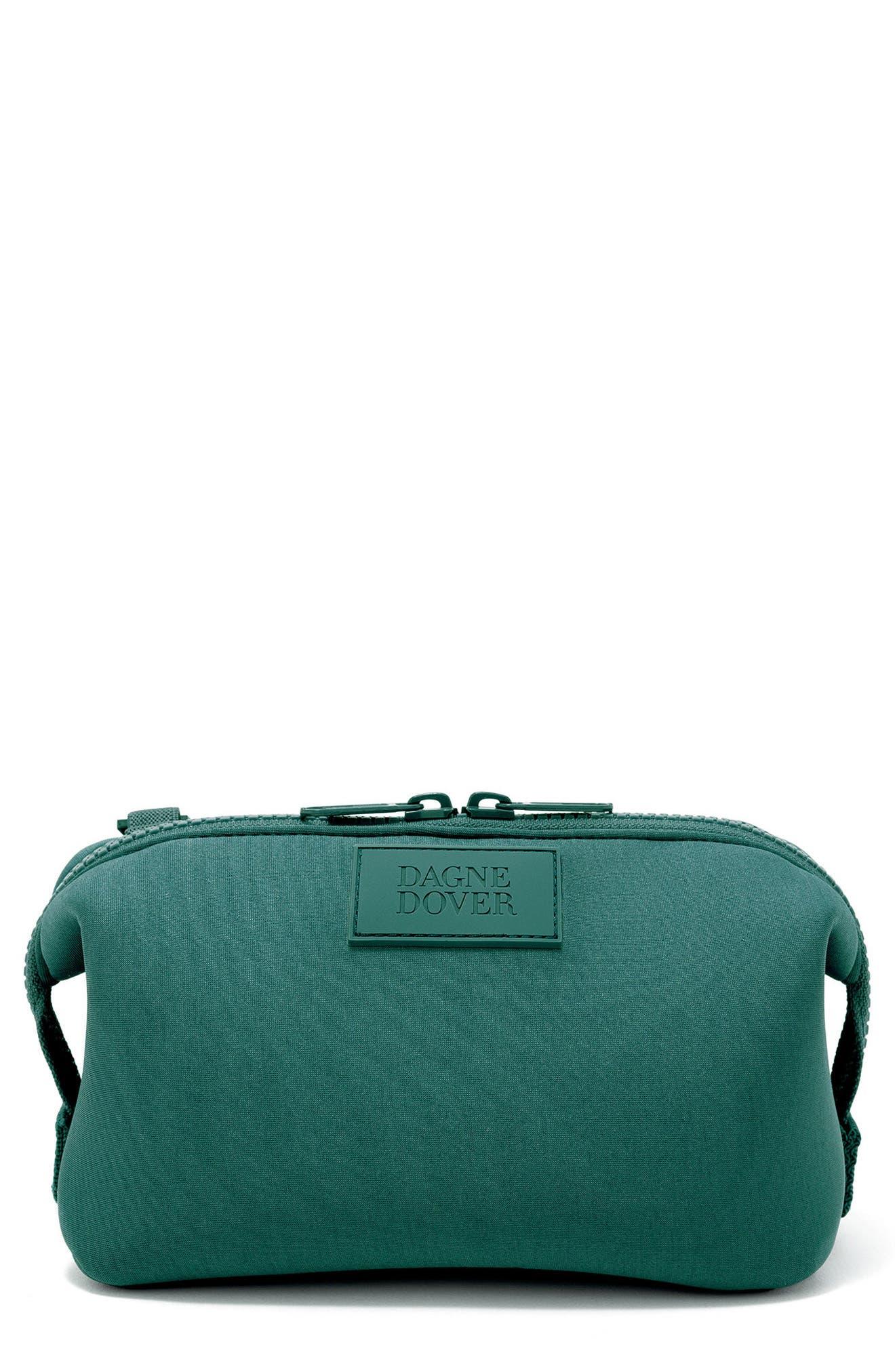 Small Hunter Neoprene Toiletry Bag,                         Main,                         color, Palm