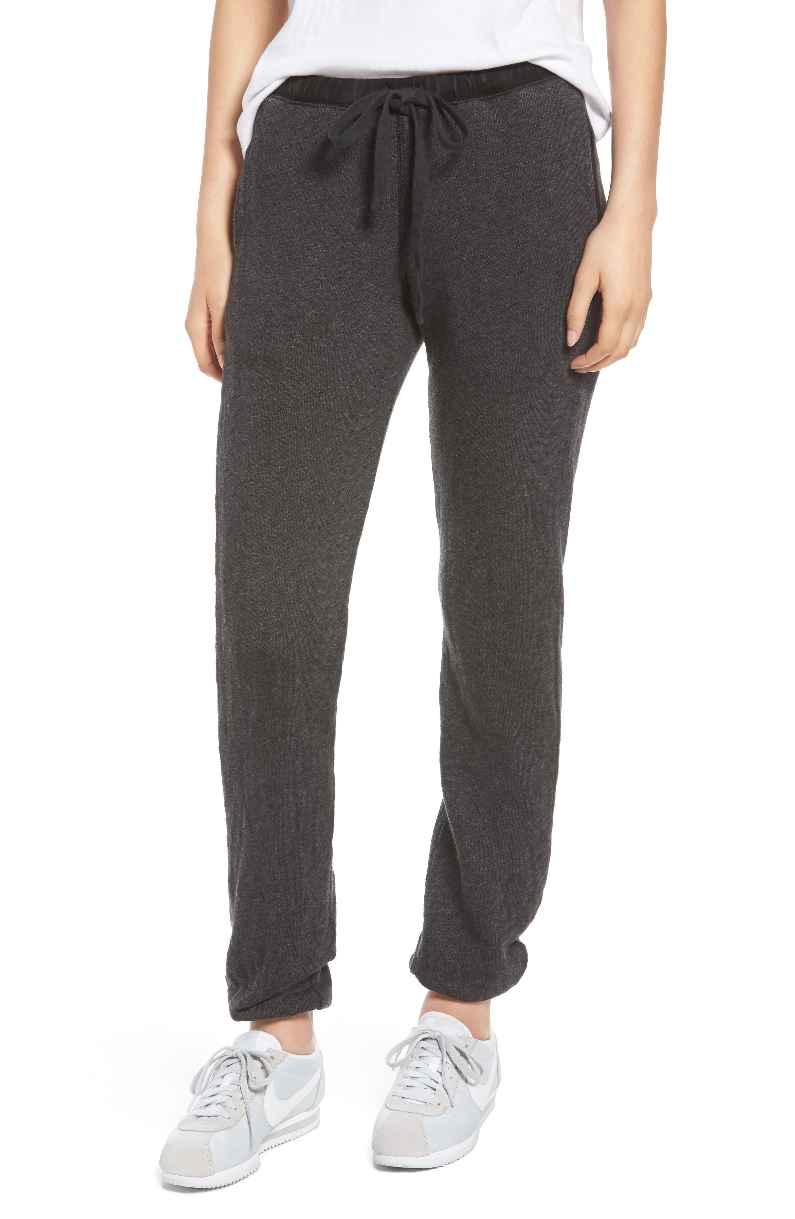 Kiama Lounge Pants,                         Main,                         color, Mw Black