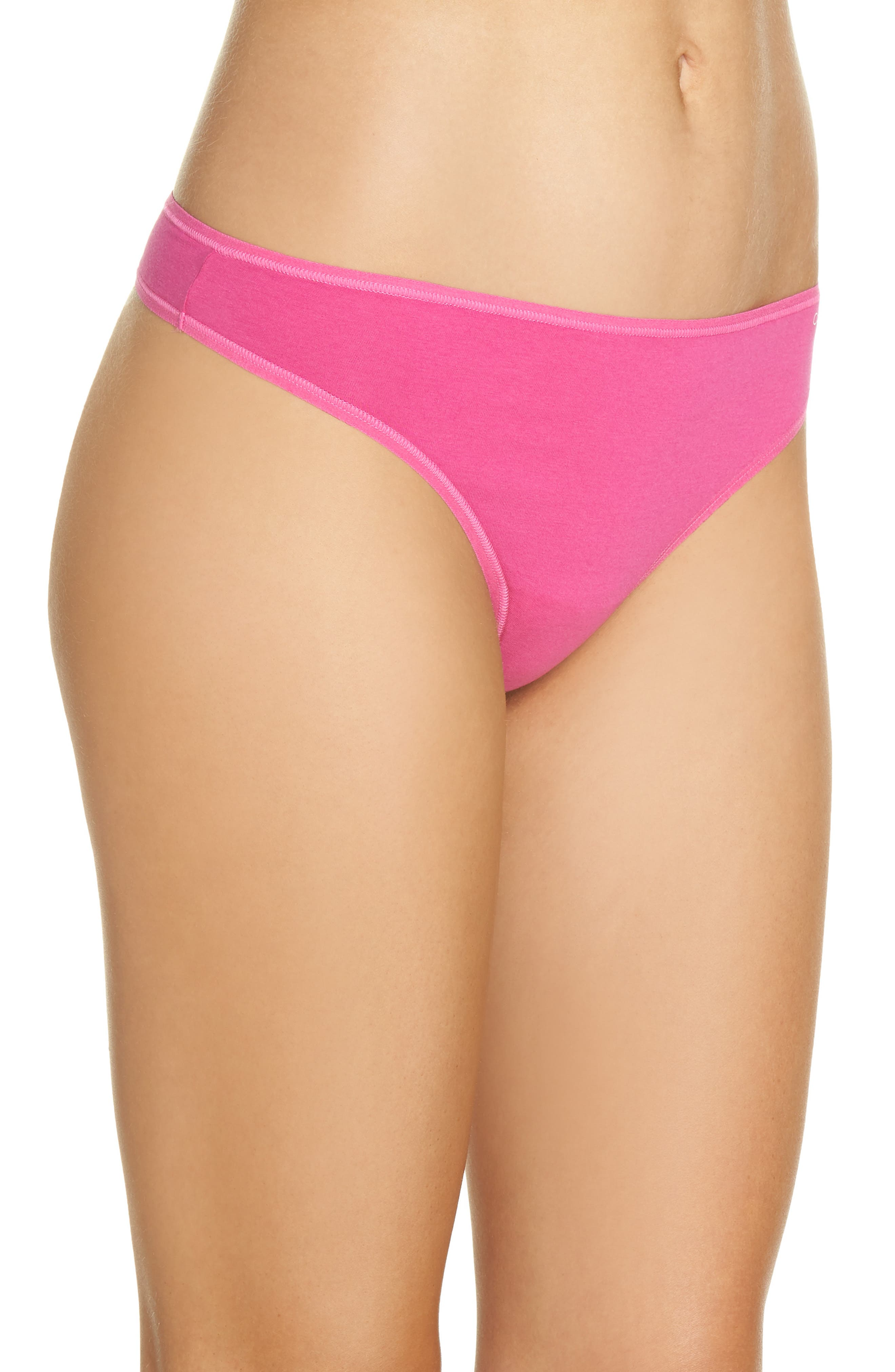 Form Thong,                             Alternate thumbnail 3, color,                             Sophie Pink