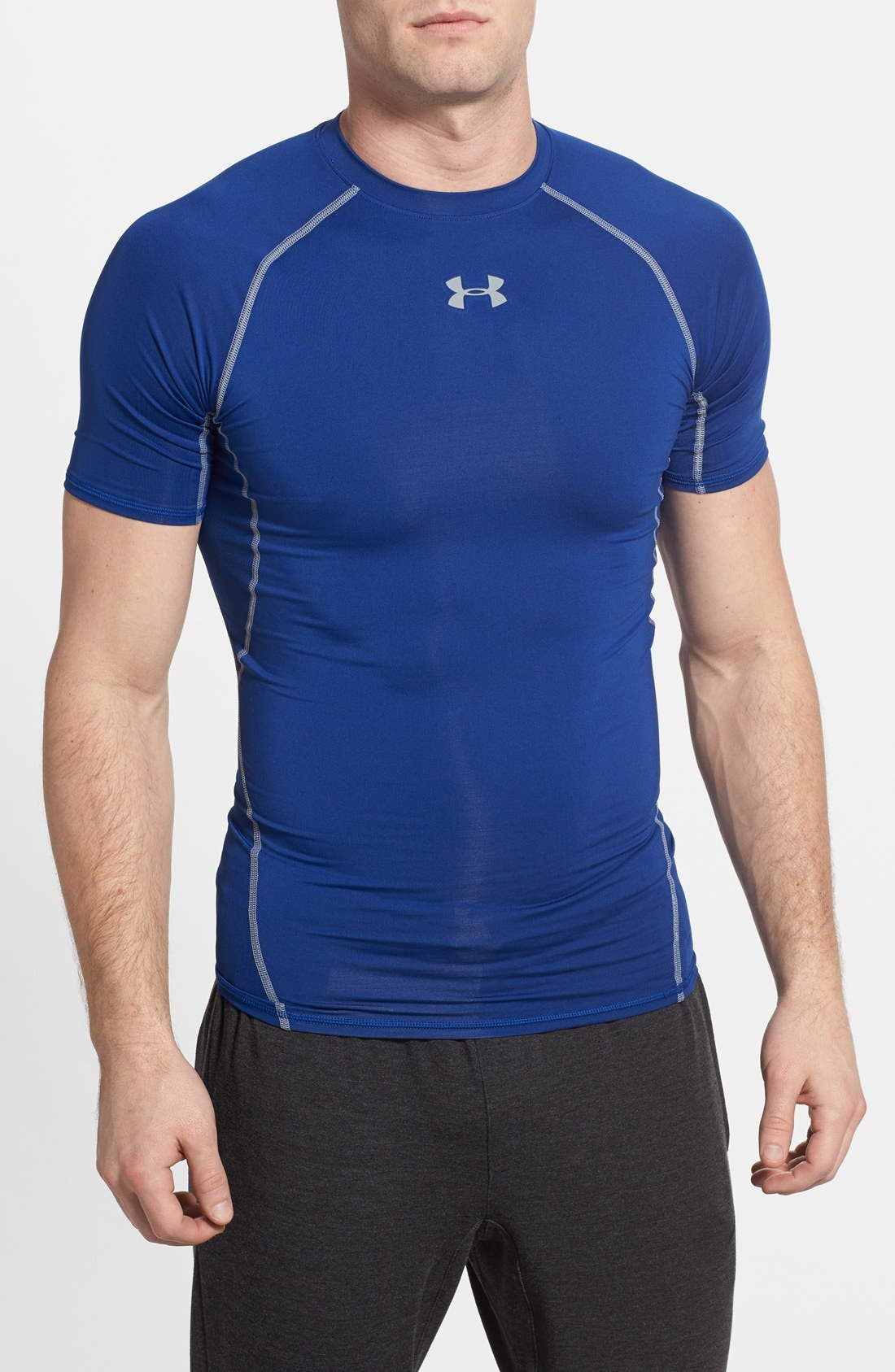 UNDER ARMOUR HeatGear<sup>®</sup> Compression Fit T-Shirt