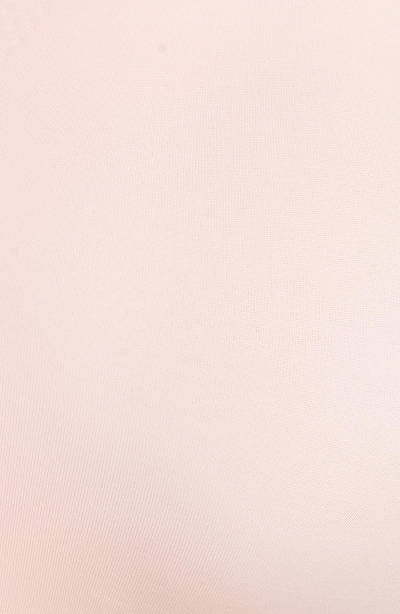 True & Co. True Body Lift Wireless Bra,                             Alternate thumbnail 6, color,                             Retro Pink
