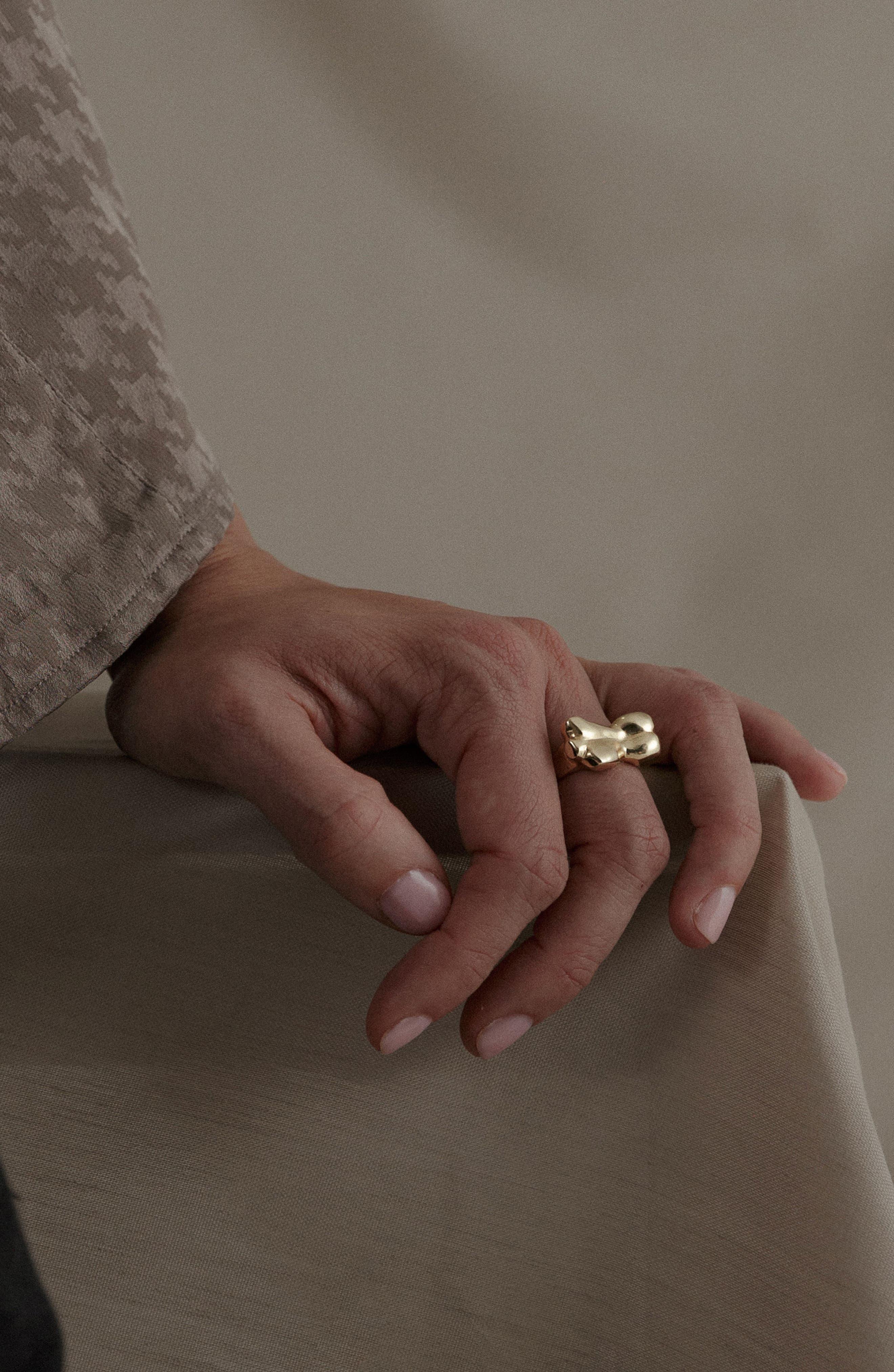 Bod Ring,                             Alternate thumbnail 3, color,                             Bronze