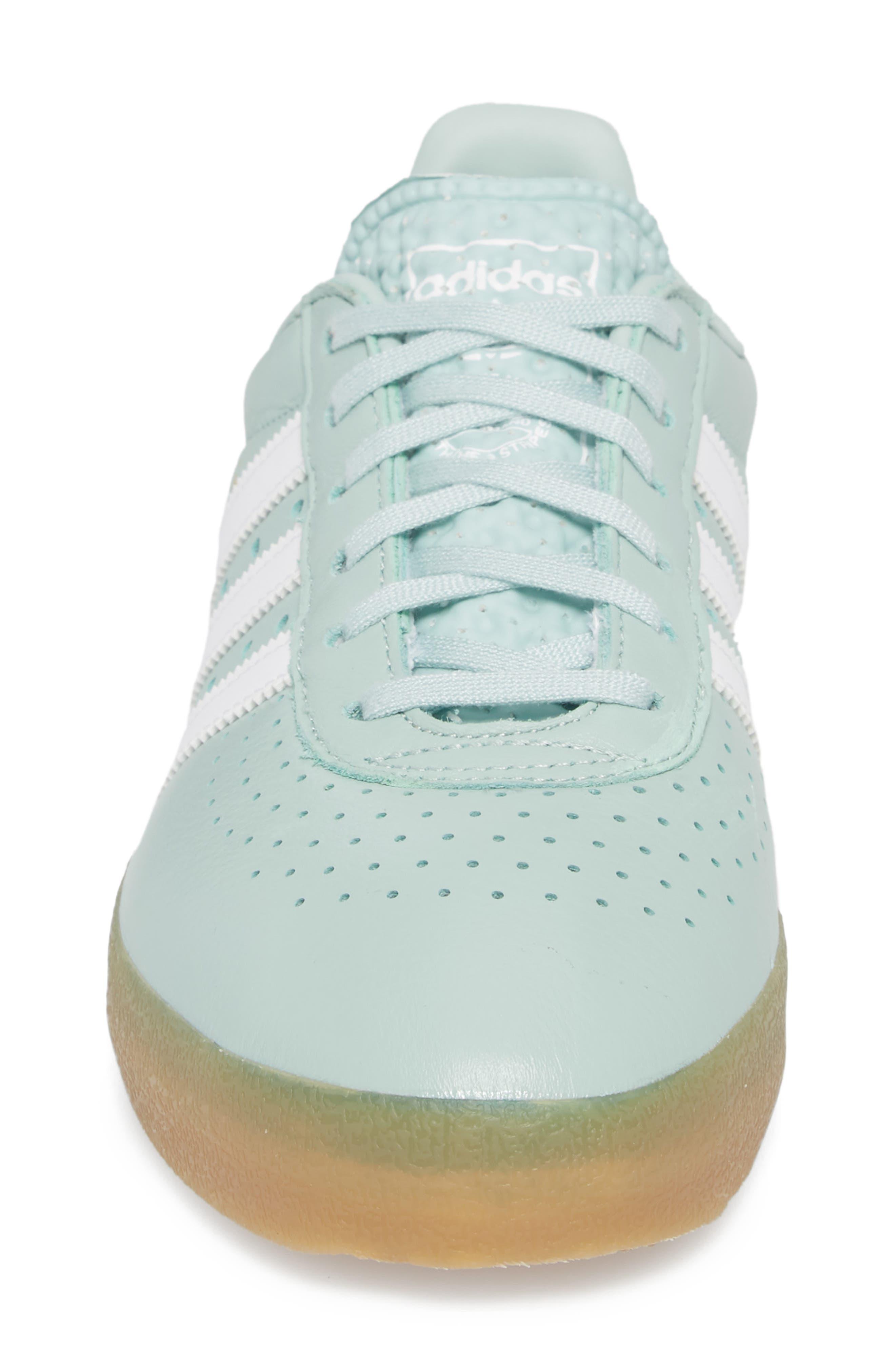350 Sneaker,                             Alternate thumbnail 4, color,                             Ash Green/ White/ Gum