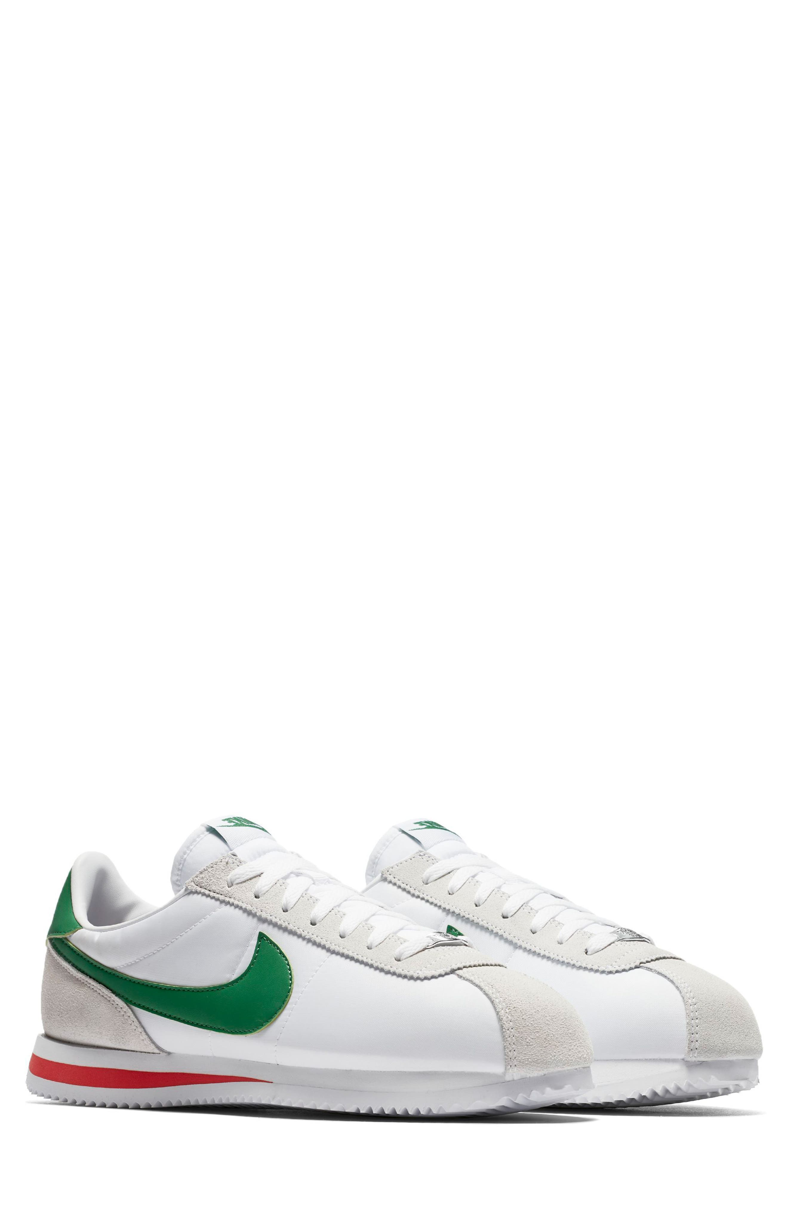 Nike Cortez Basic Nylon Sneaker (Men)