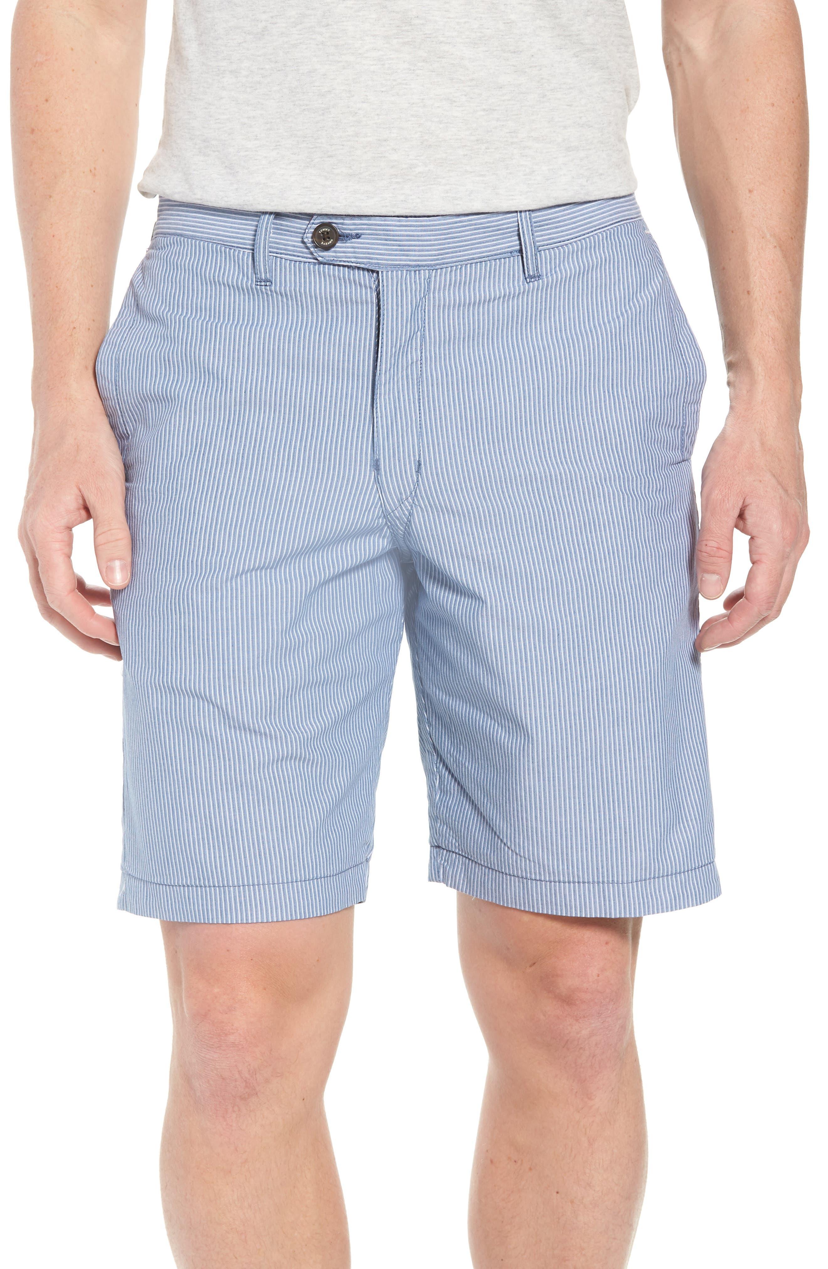 Make it a Duble Classic Fit Reversible Shorts,                             Alternate thumbnail 5, color,                             White