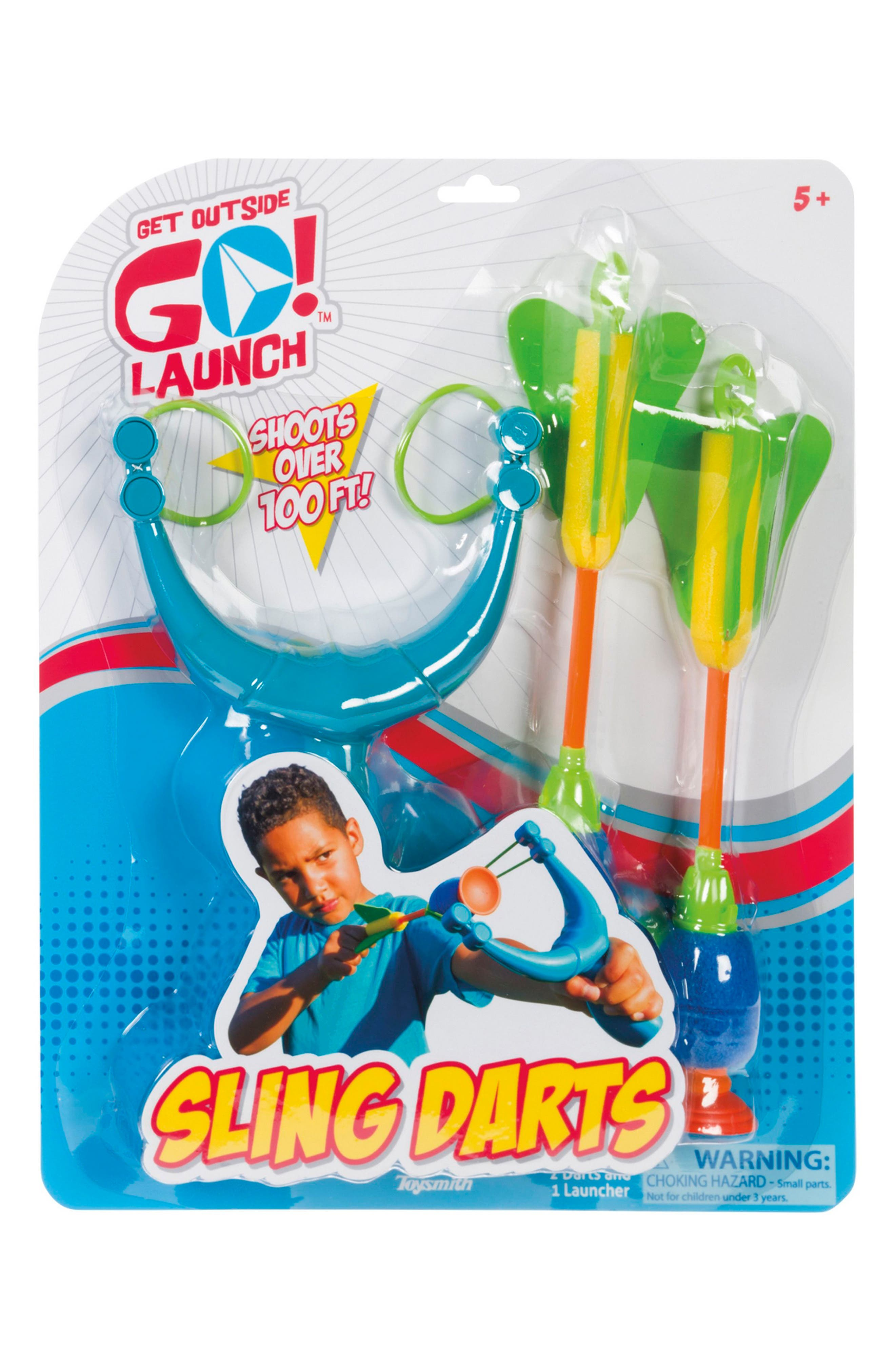 Sling Darts,                         Main,                         color, Blue