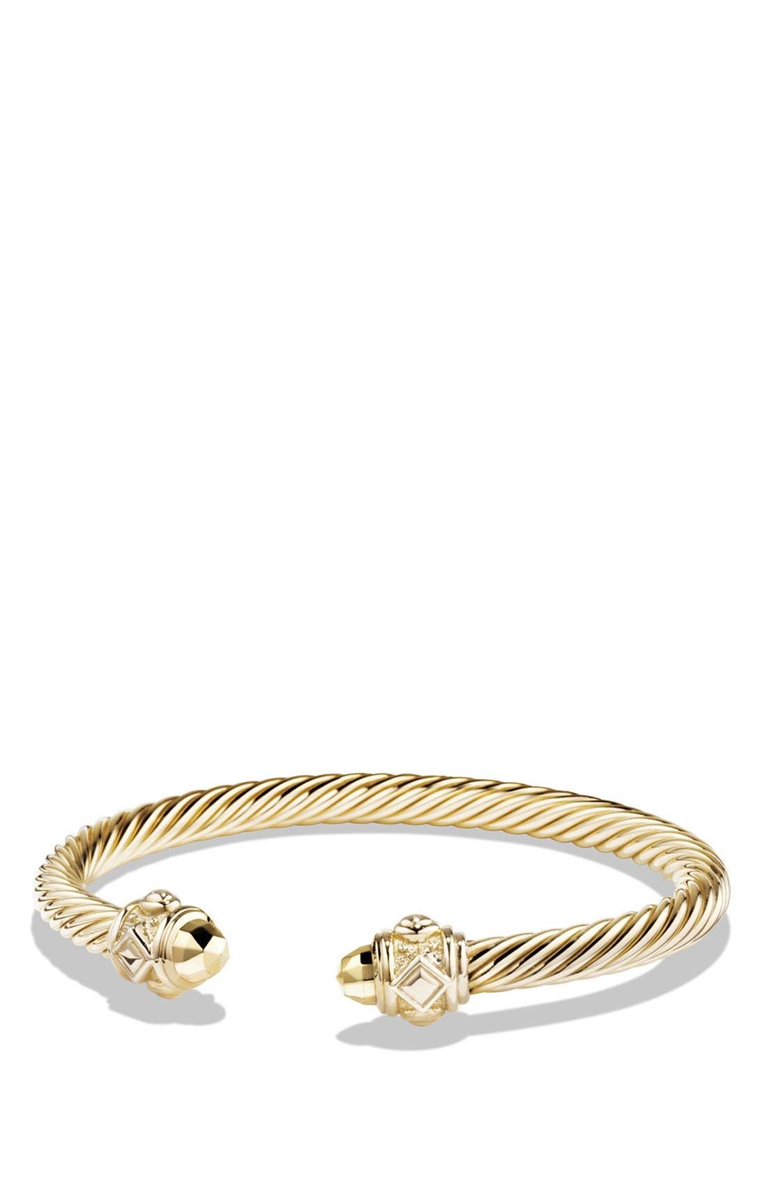 DAVID YURMAN Renaissance Bracelet in 18k Gold