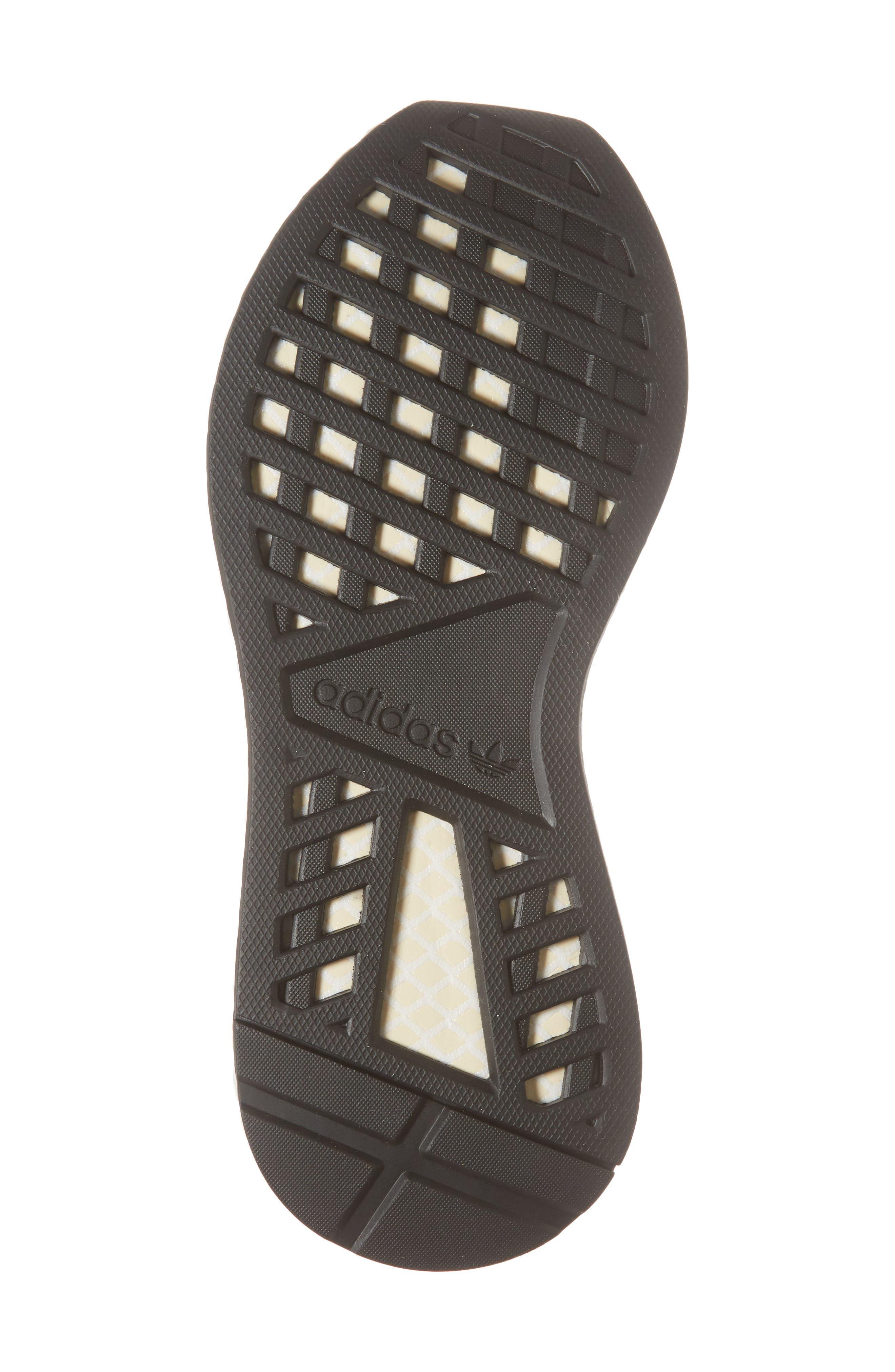 Deerupt Runner Sneaker,                             Alternate thumbnail 6, color,                             Linen/ Linen/ Ecru Tint