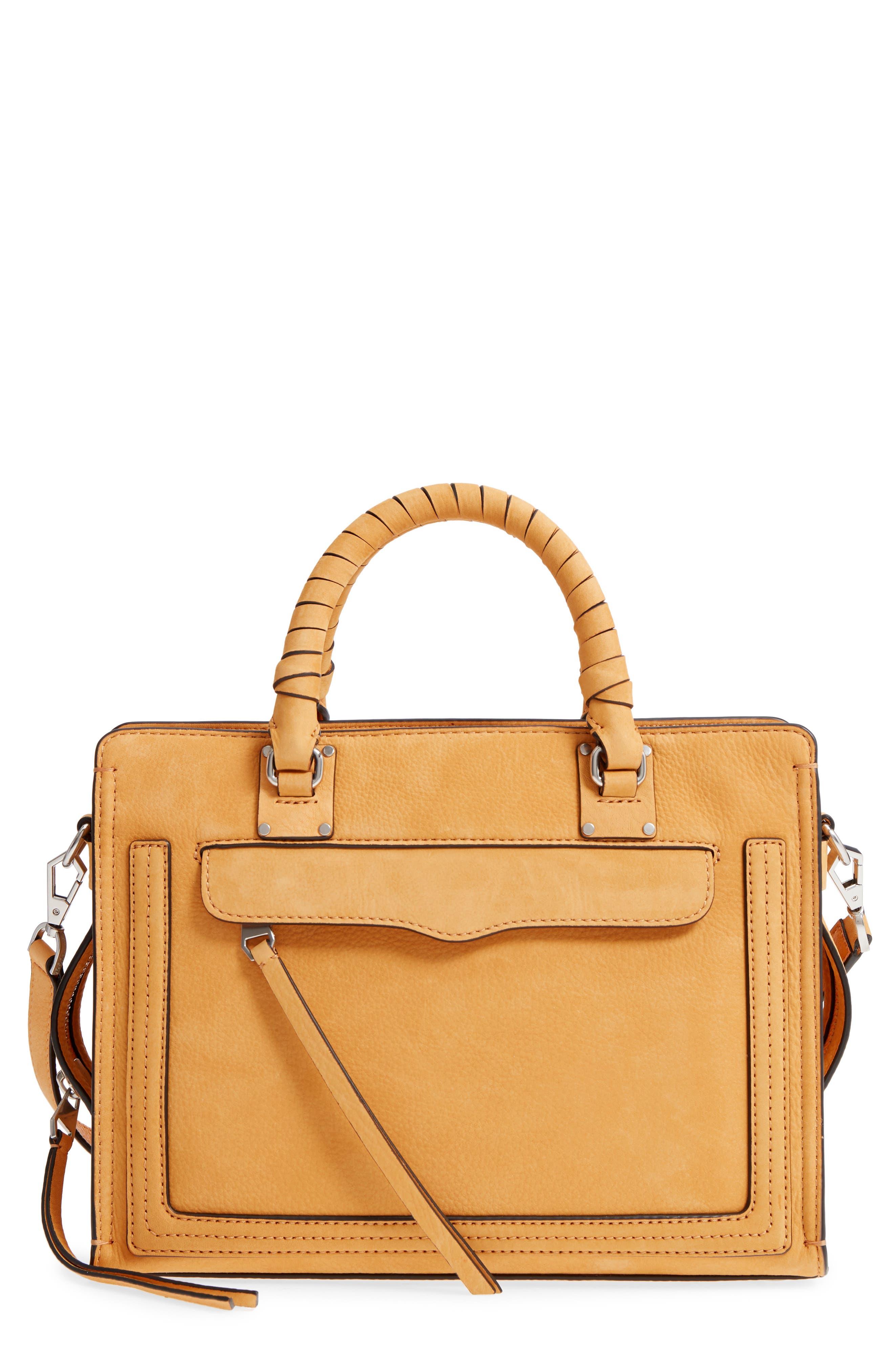 Rebecca Minkoff Medium Bree Leather Satchel