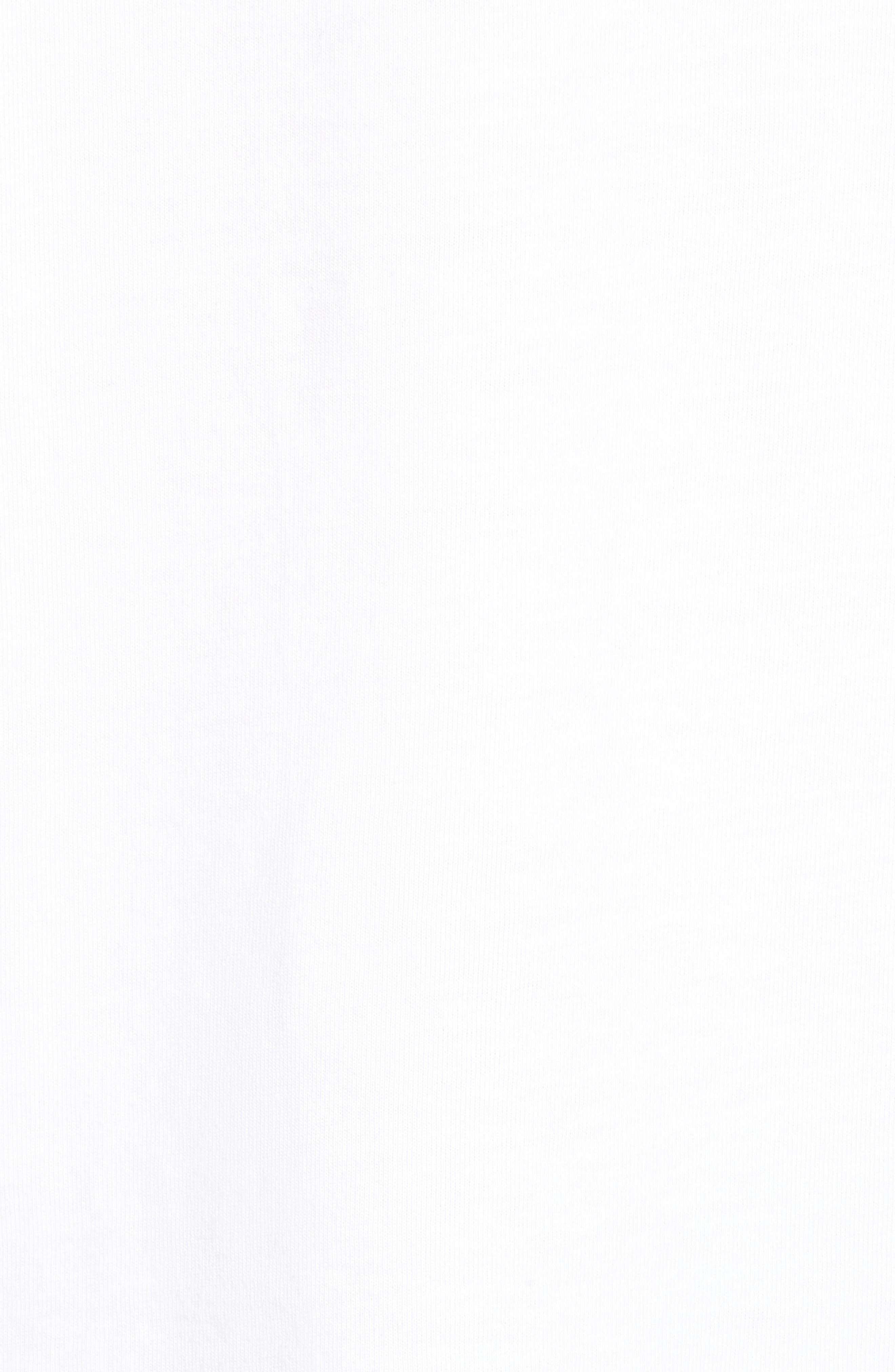 x Shark Week<sup>™</sup> Whaleline Long Sleeve Pocket T-Shirt,                             Alternate thumbnail 5, color,                             White Cap