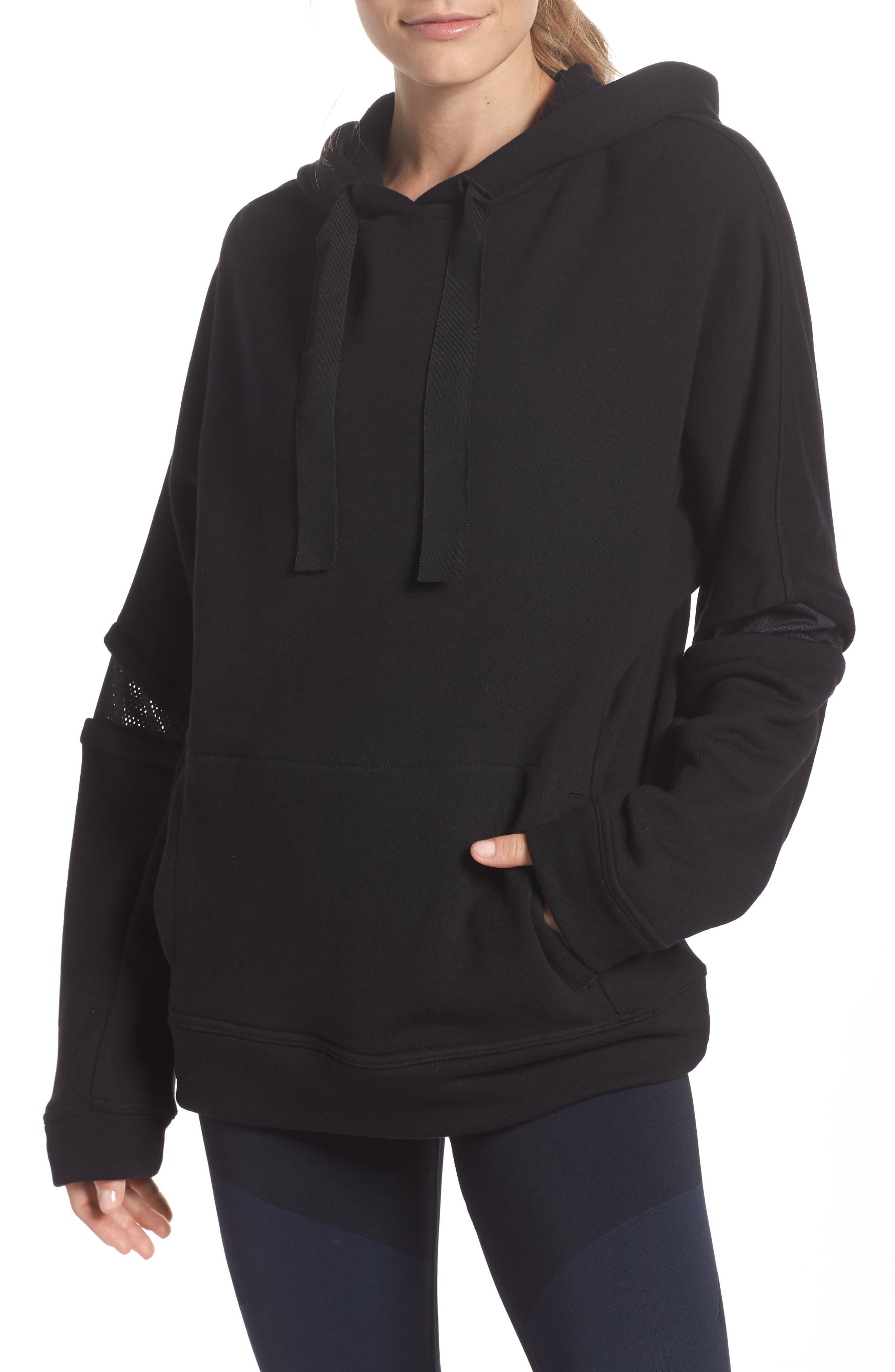 ALALA Notch Hoodie Sweatshirt