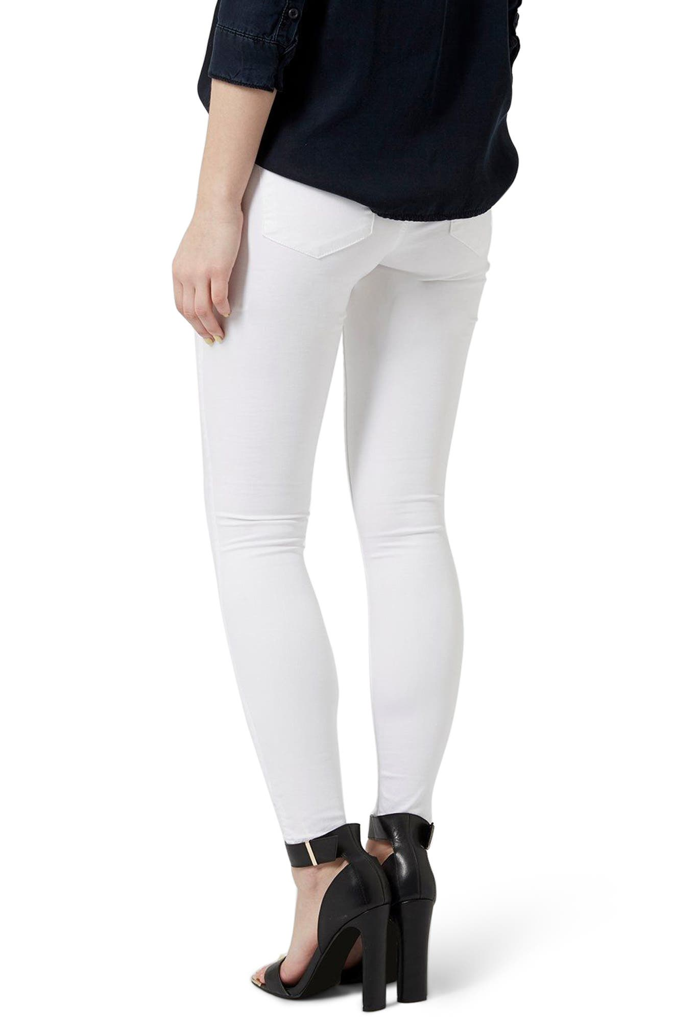 Alternate Image 2  - Topshop Leigh Jeans