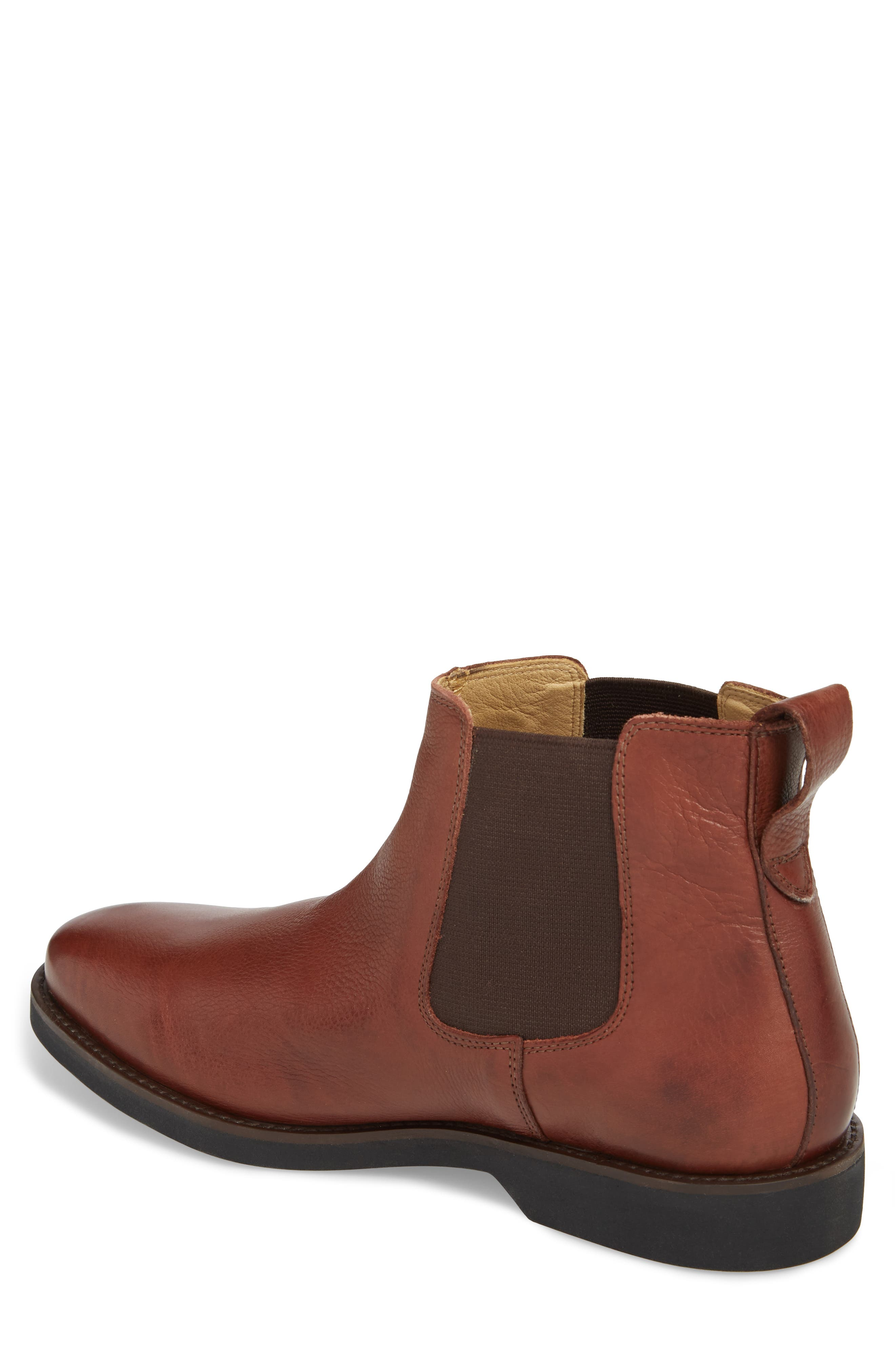 Cardoso Chelsea Boot,                             Alternate thumbnail 2, color,                             Floater Pinaho Leather