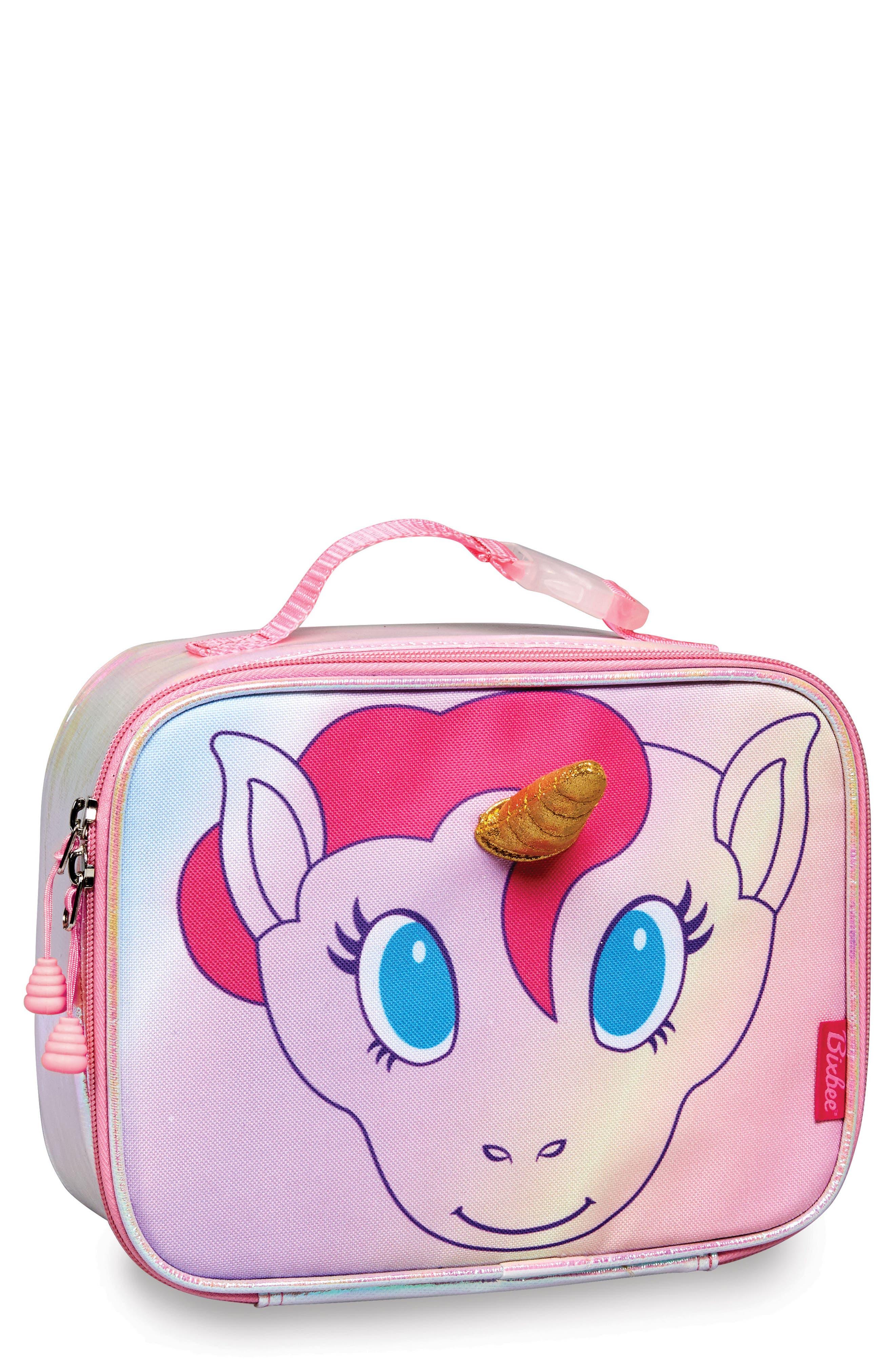 Bixbee Unicorn Water Resistant Lunchbox (Kids)