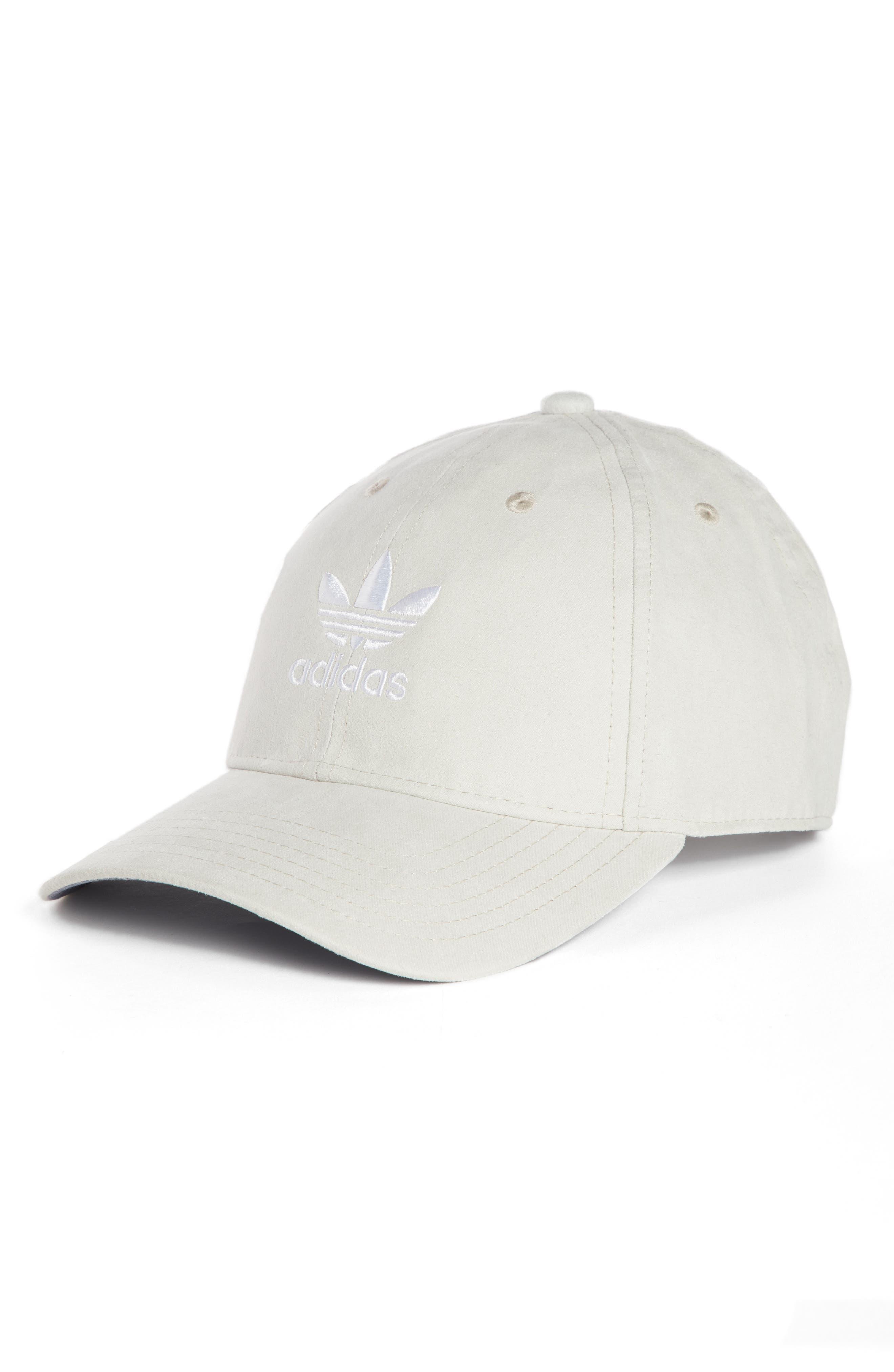 Main Image - adidas Originals Relaxed Strap-Back Cap