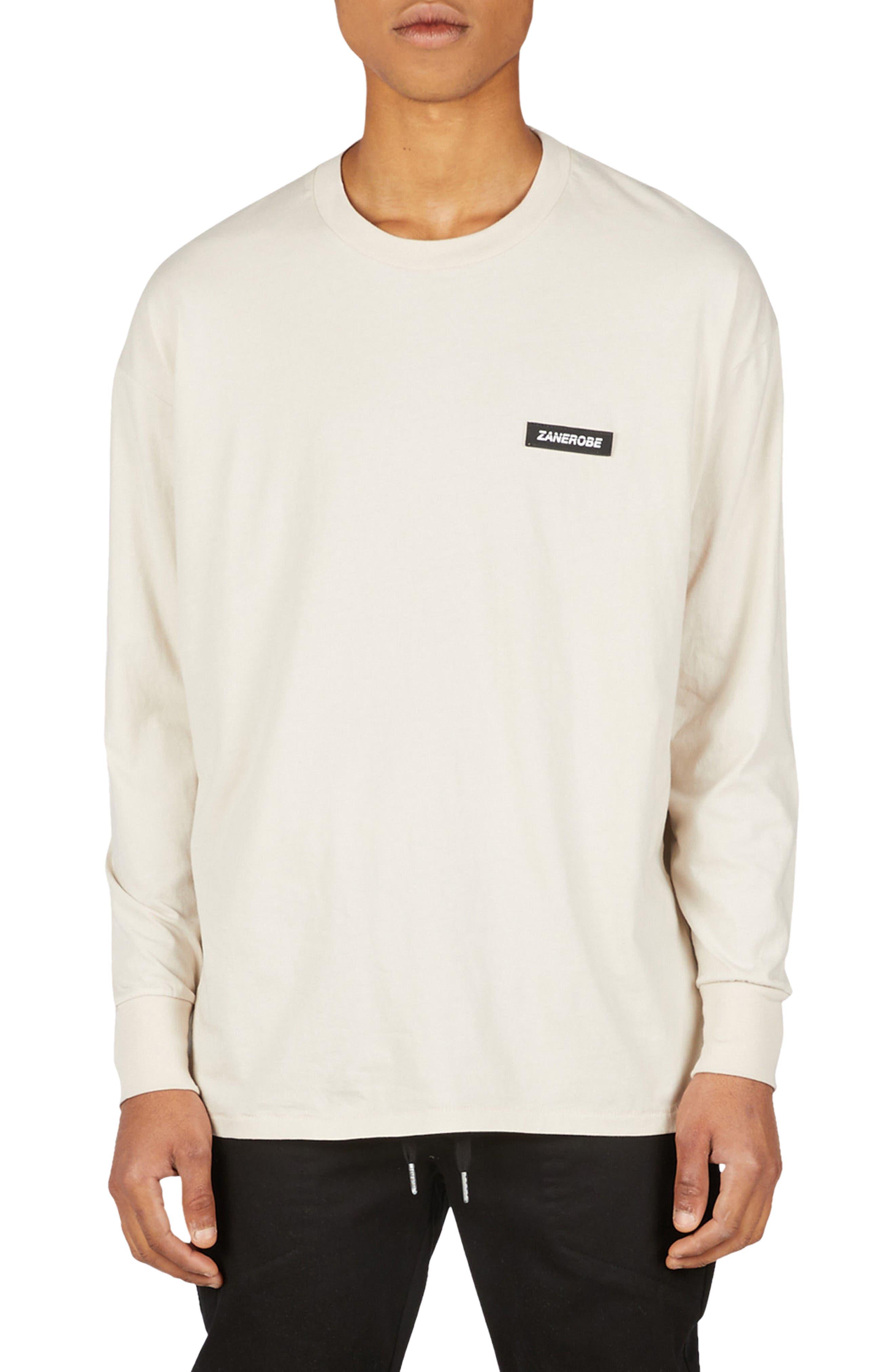 ZANEROBE Brand Rugger T-Shirt
