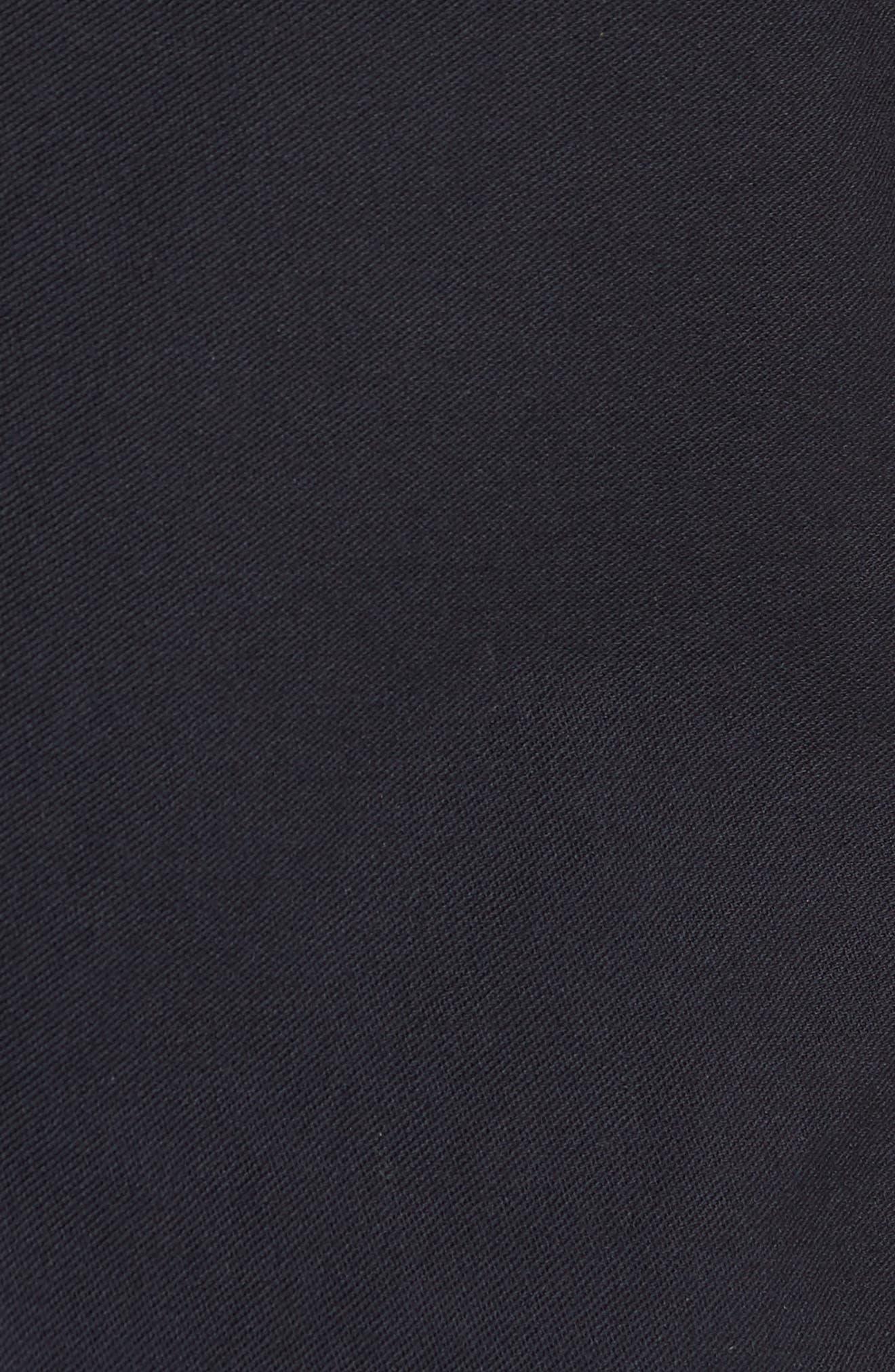 Lake Forsyth Regular Fit Blazer,                             Alternate thumbnail 5, color,                             Midnight