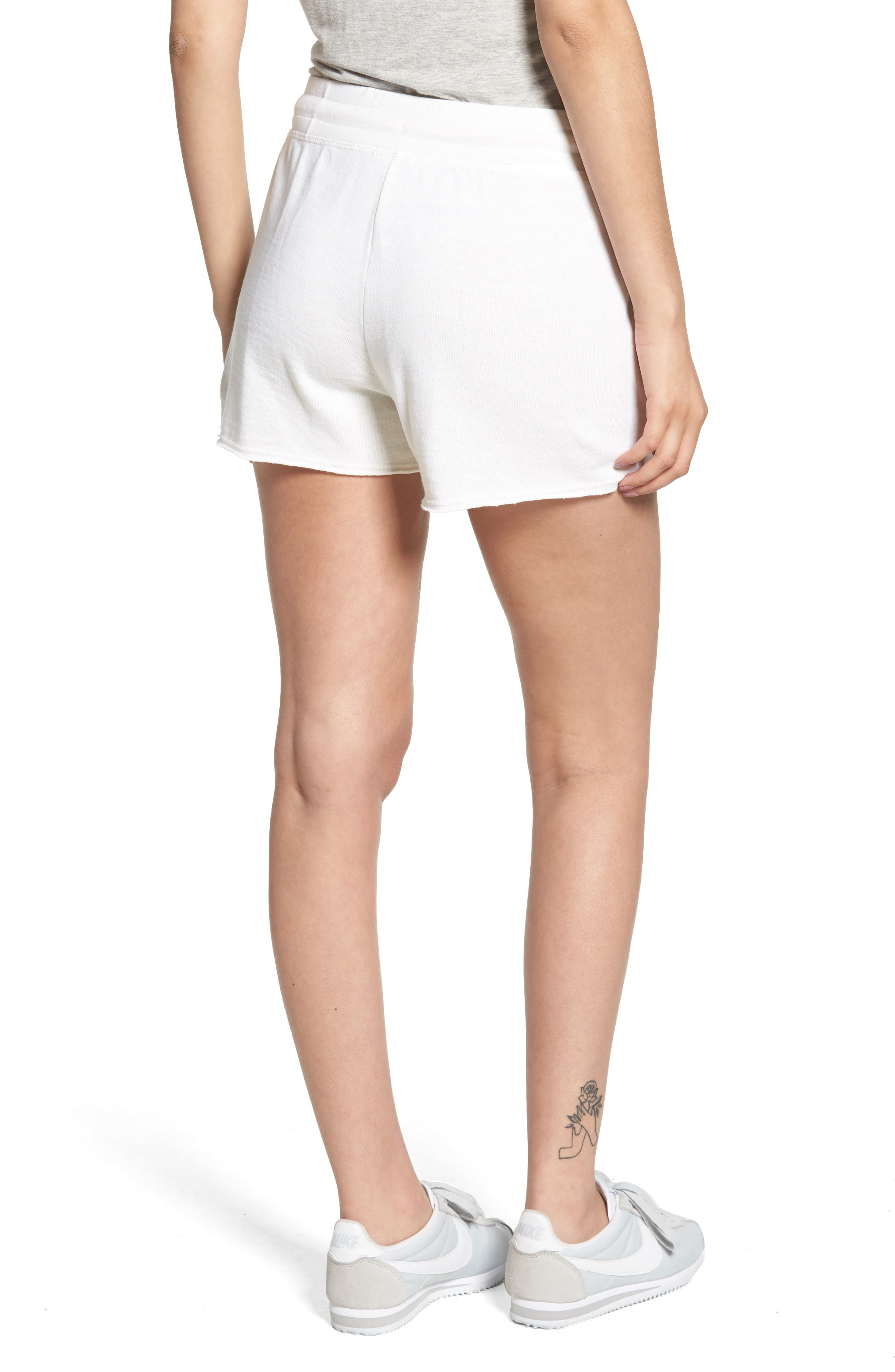 Active Shorts,                             Alternate thumbnail 2, color,                             Off White