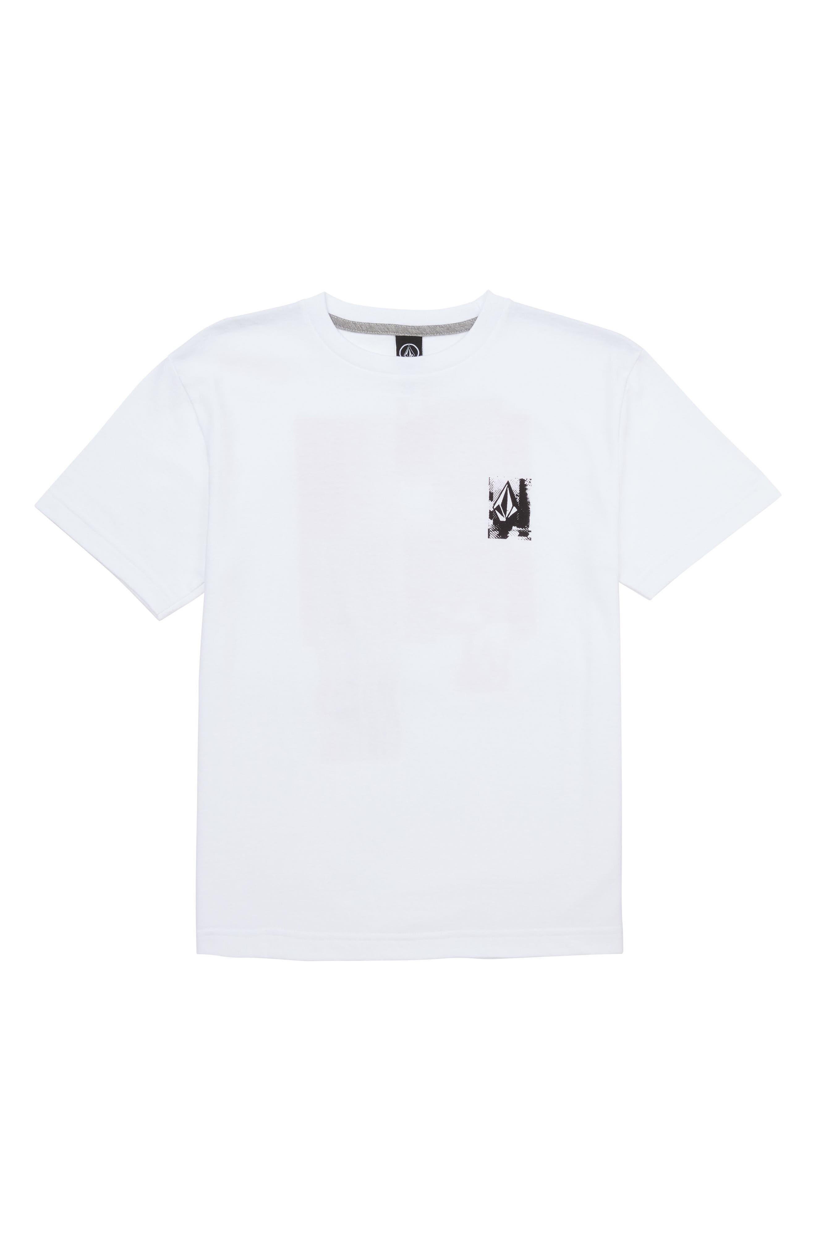 Lifer Graphic T-Shirt,                             Main thumbnail 1, color,                             White