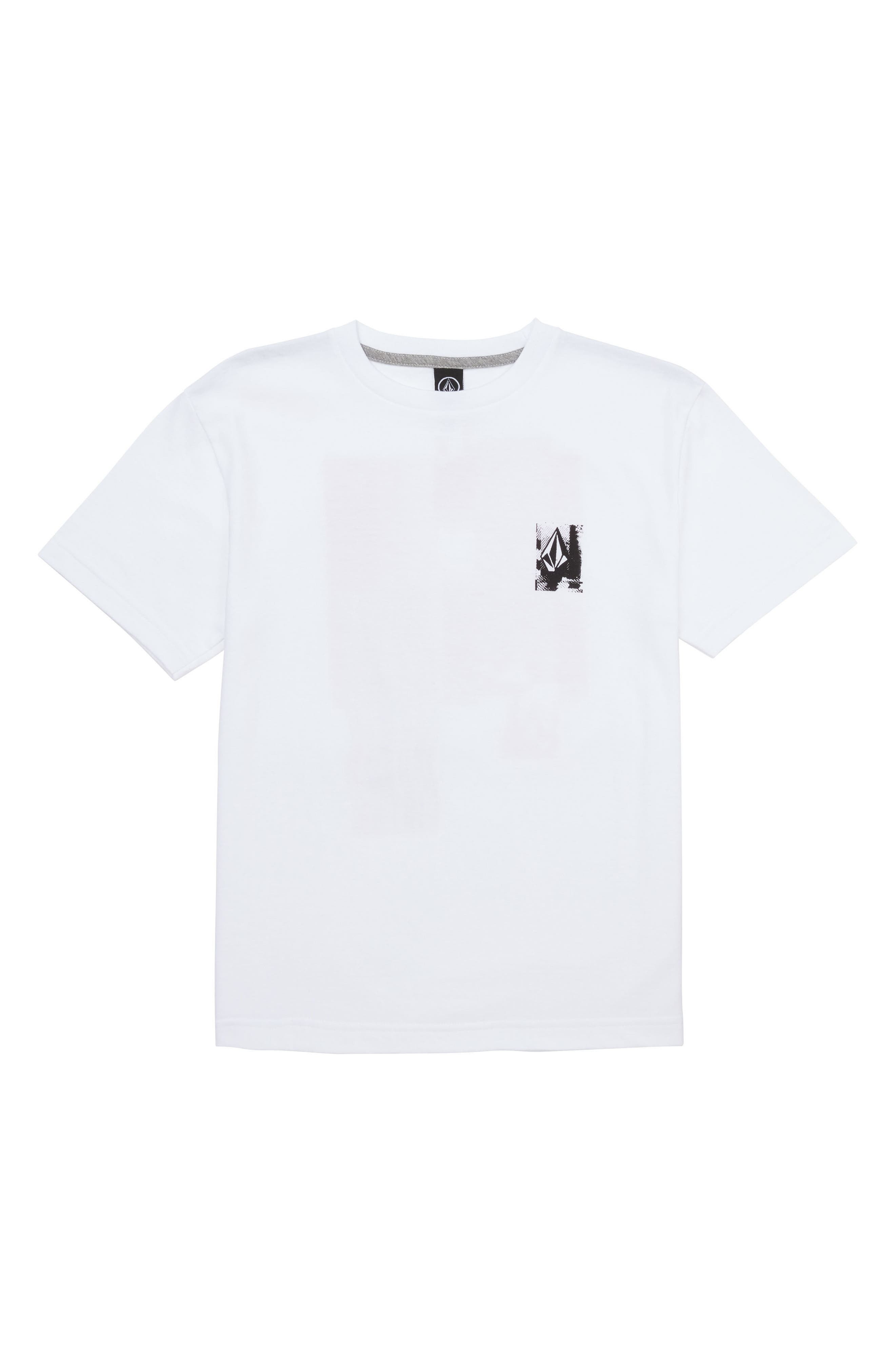 Lifer Graphic T-Shirt,                         Main,                         color, White