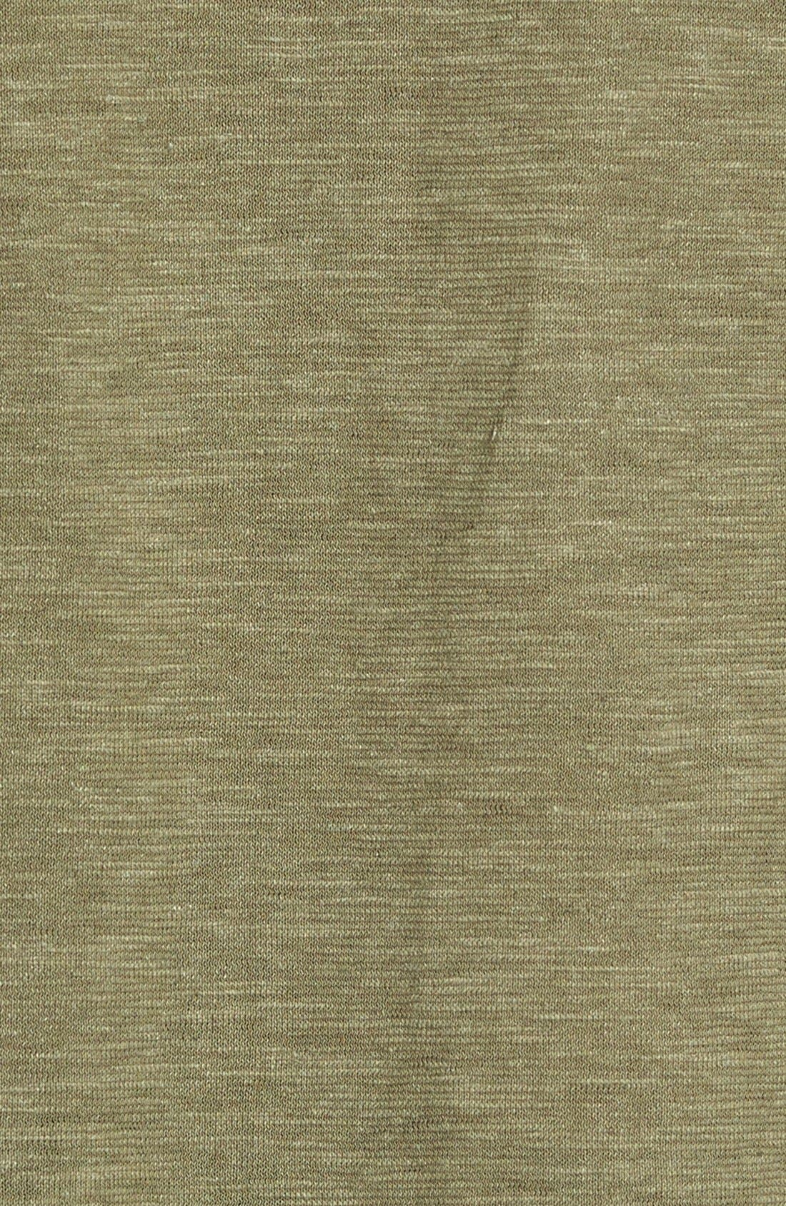 Alternate Image 3  - Eileen Fisher Round Neck Asymmetrical Shell (Regular & Petite) (Online Only)