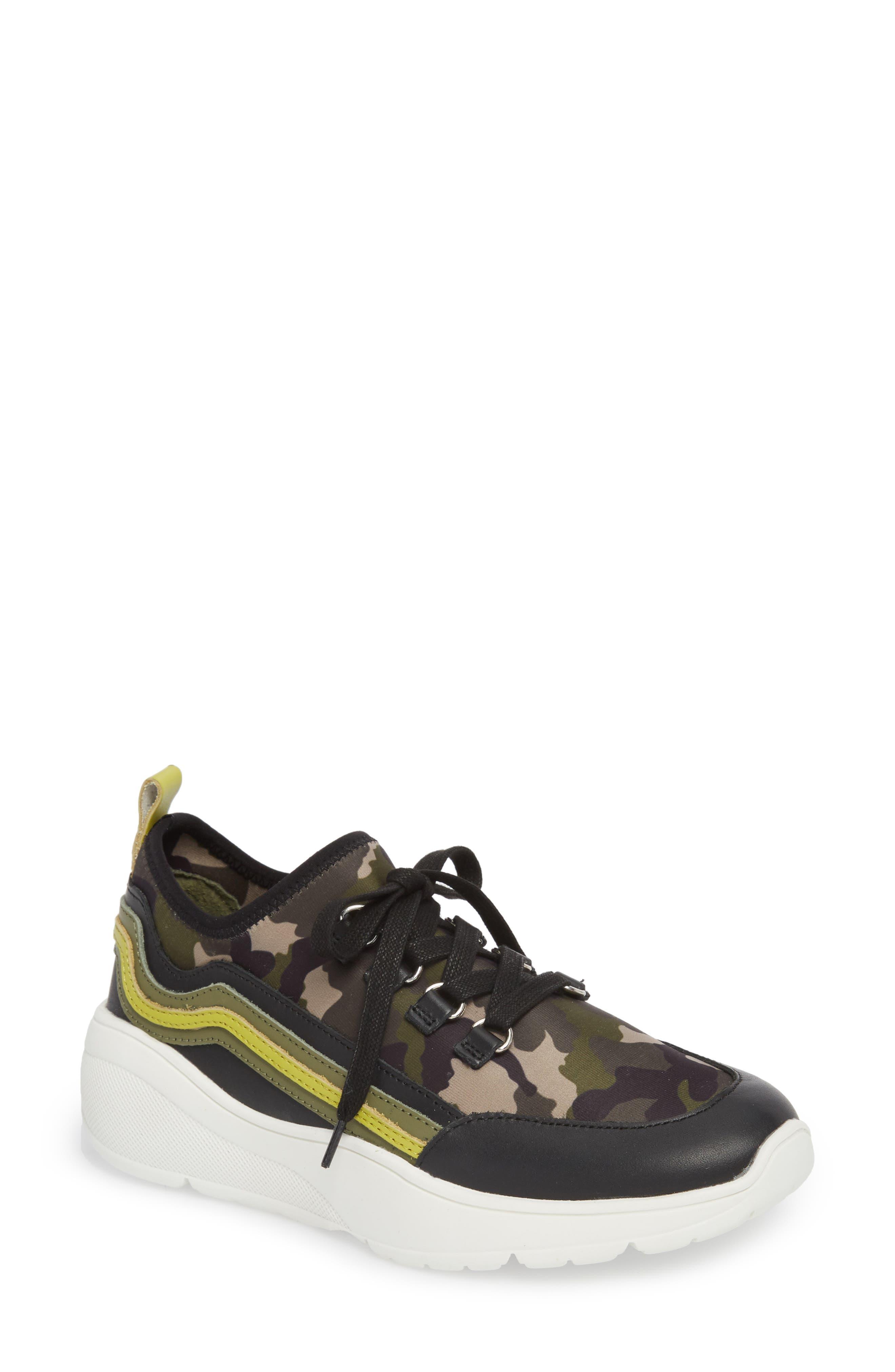 Cavo Rainbow Sneaker,                         Main,                         color, Camo Multi