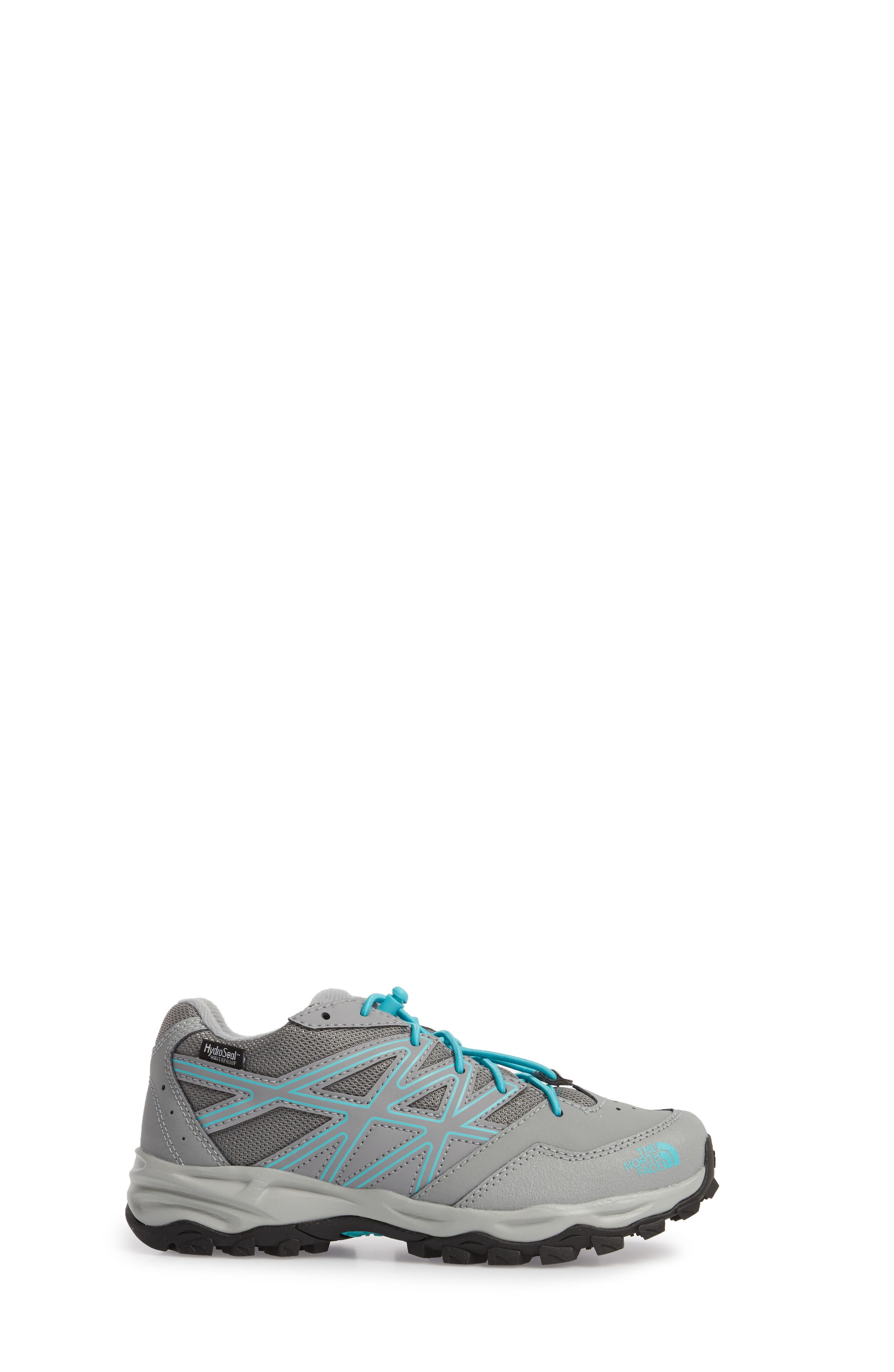 Hedgehog Hiker Boot,                             Alternate thumbnail 3, color,                             Griffin Grey/ Blue Curacao