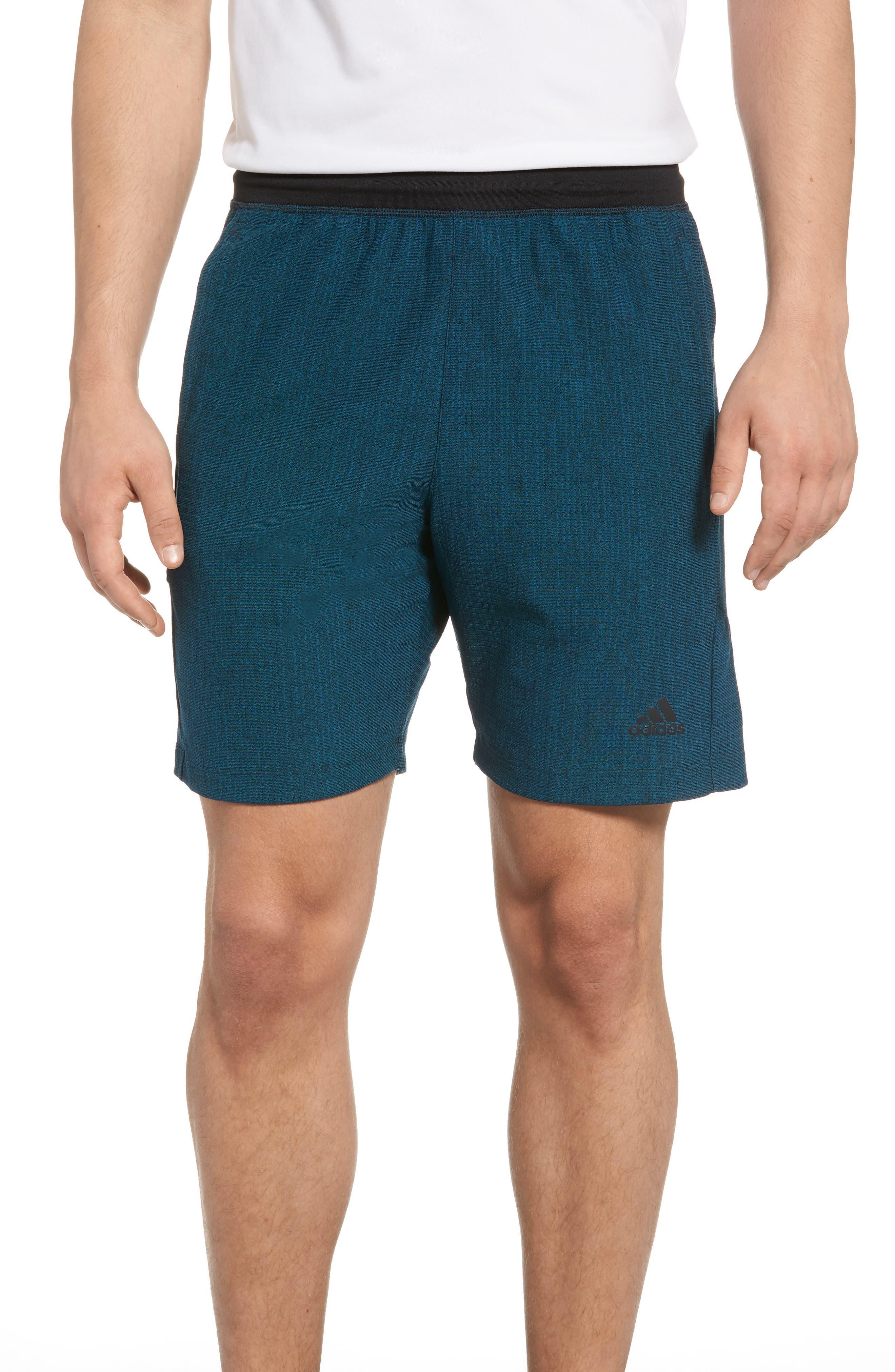 Speedbreaker Shorts,                             Main thumbnail 1, color,                             Real Teal
