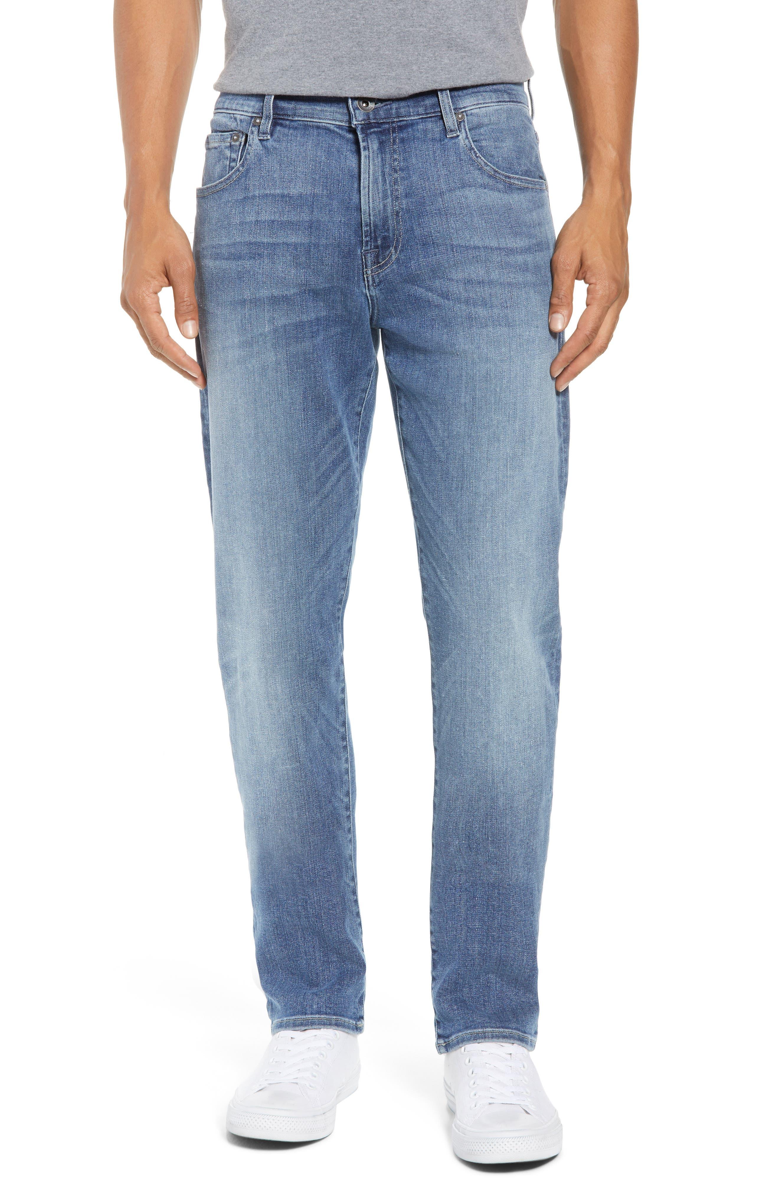 Adrien Slim Fit Jeans,                         Main,                         color, Vortex