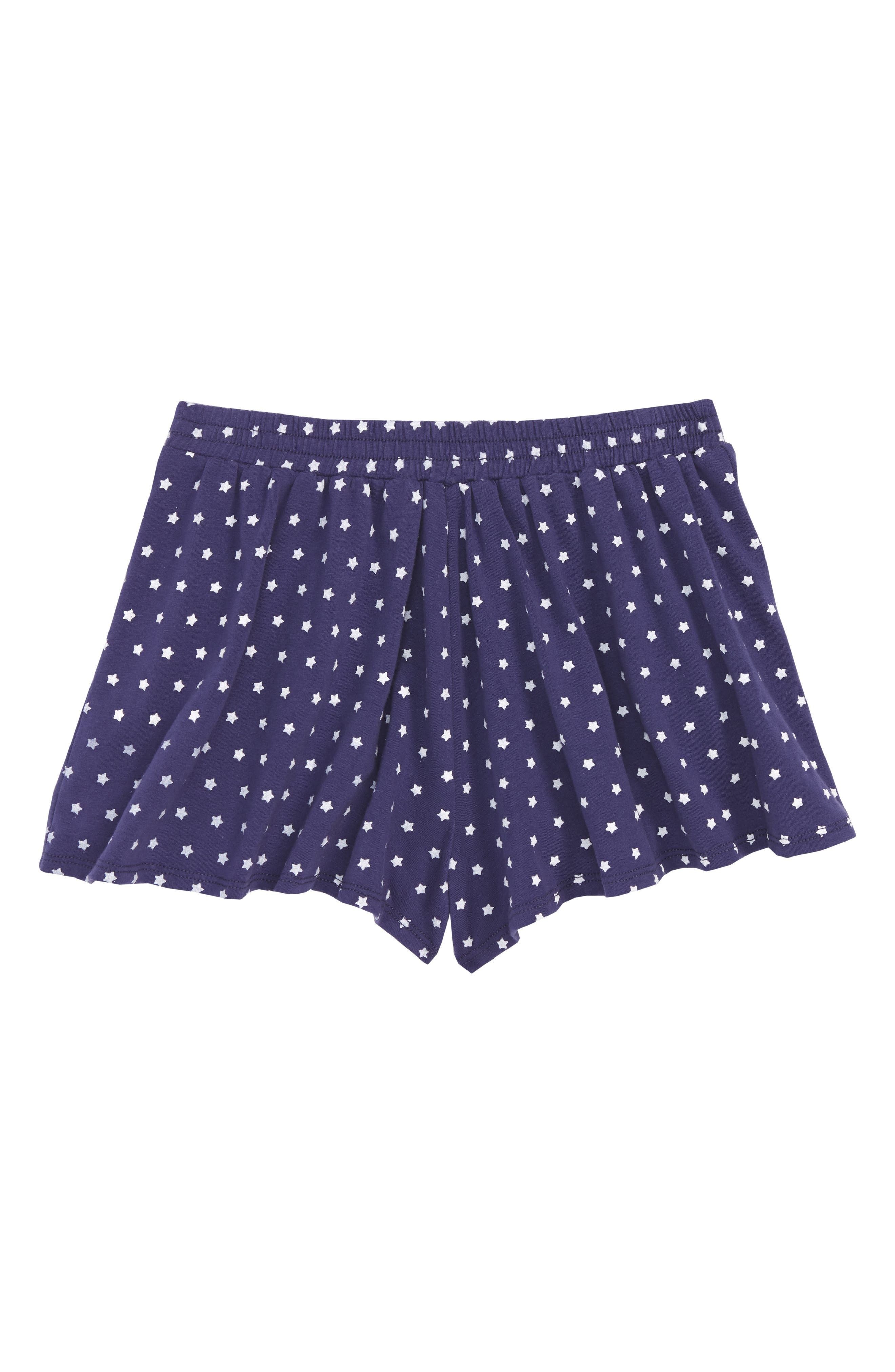 Tucker + Tate Star Print Shorts (Toddler Girls, Little Girls & Big Girls)