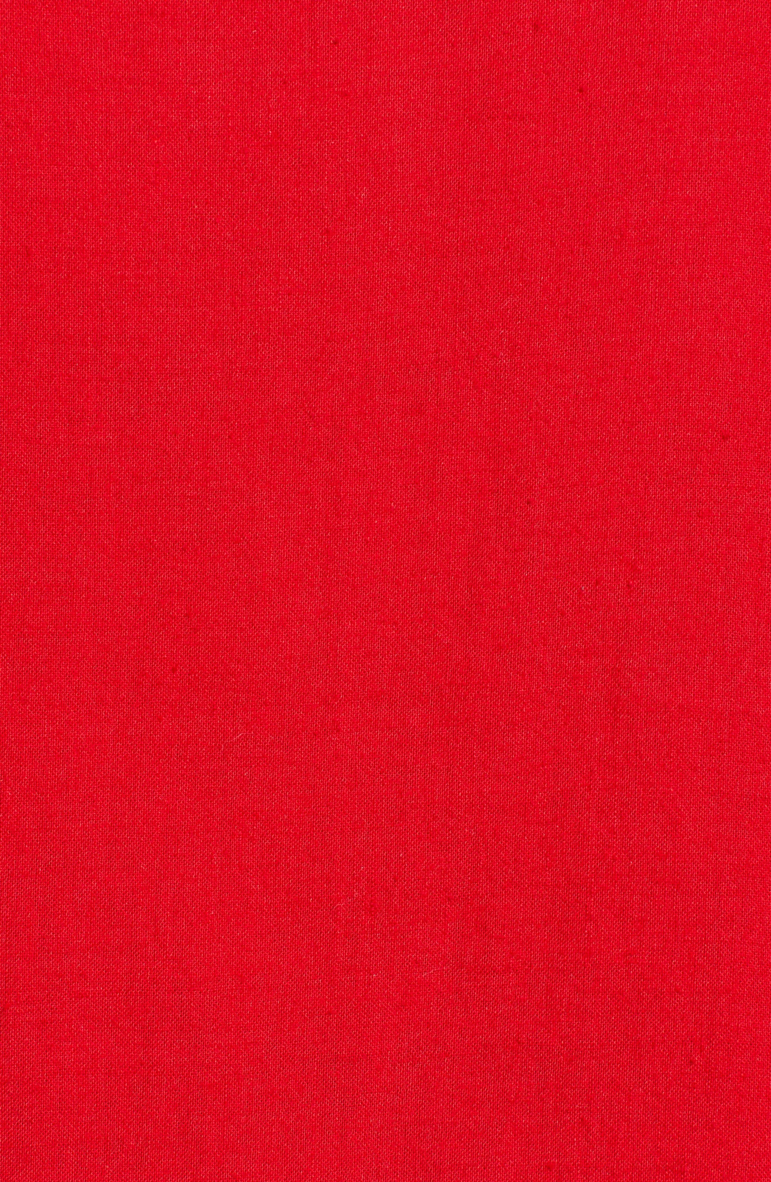 Rumba Top,                             Alternate thumbnail 5, color,                             Red Sangria